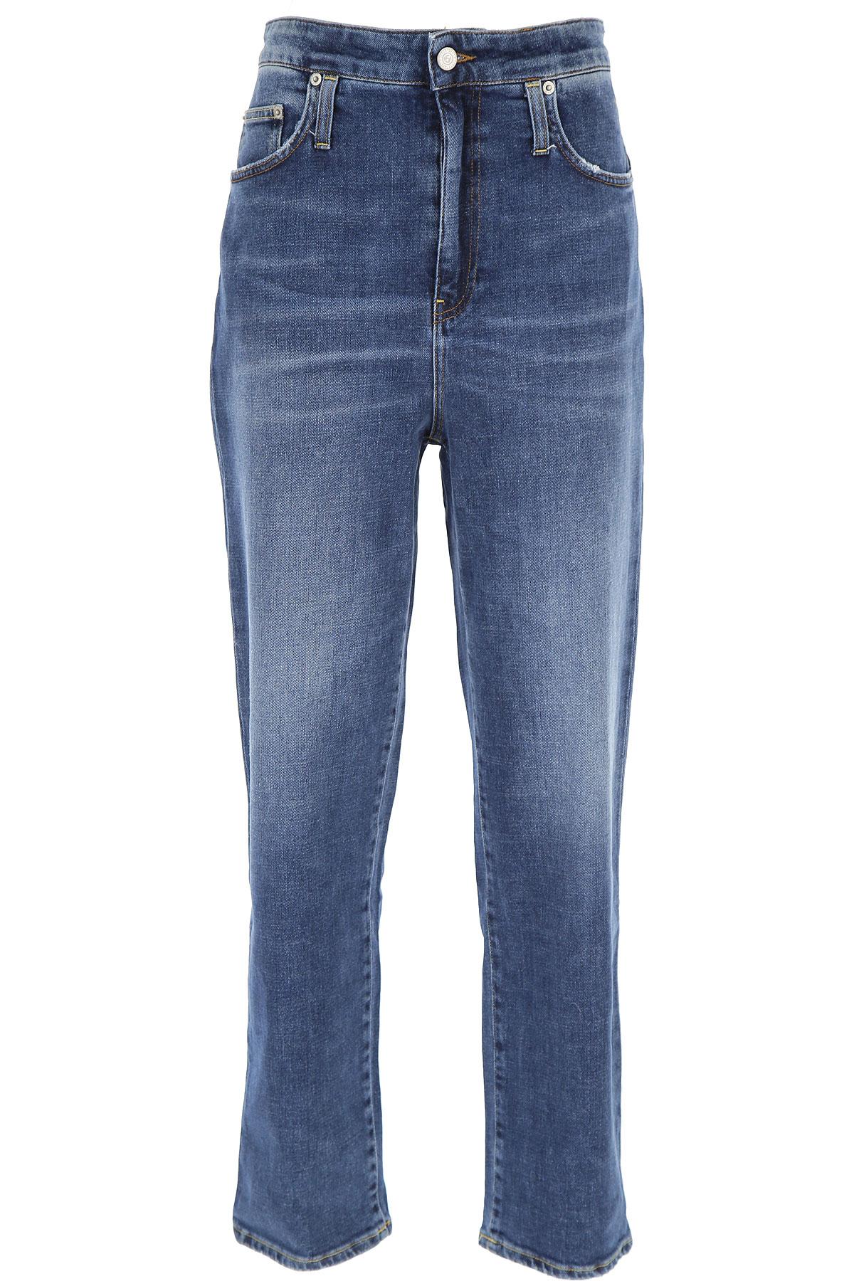 Department Five Jeans, Blue, Cotton, 2019, 25 26 27 28 29 30