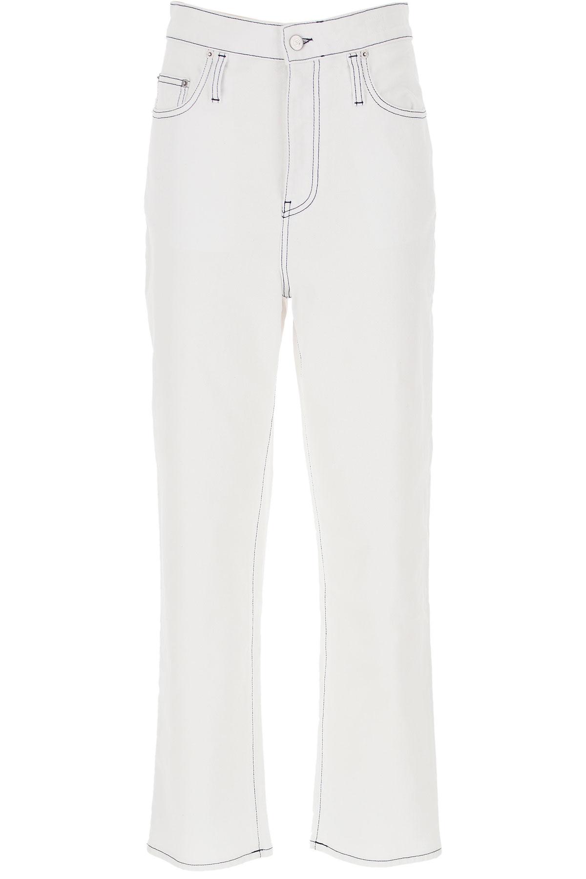 Department Five Jeans On Sale, White, Cotton, 2019, 25 26 27 28 30