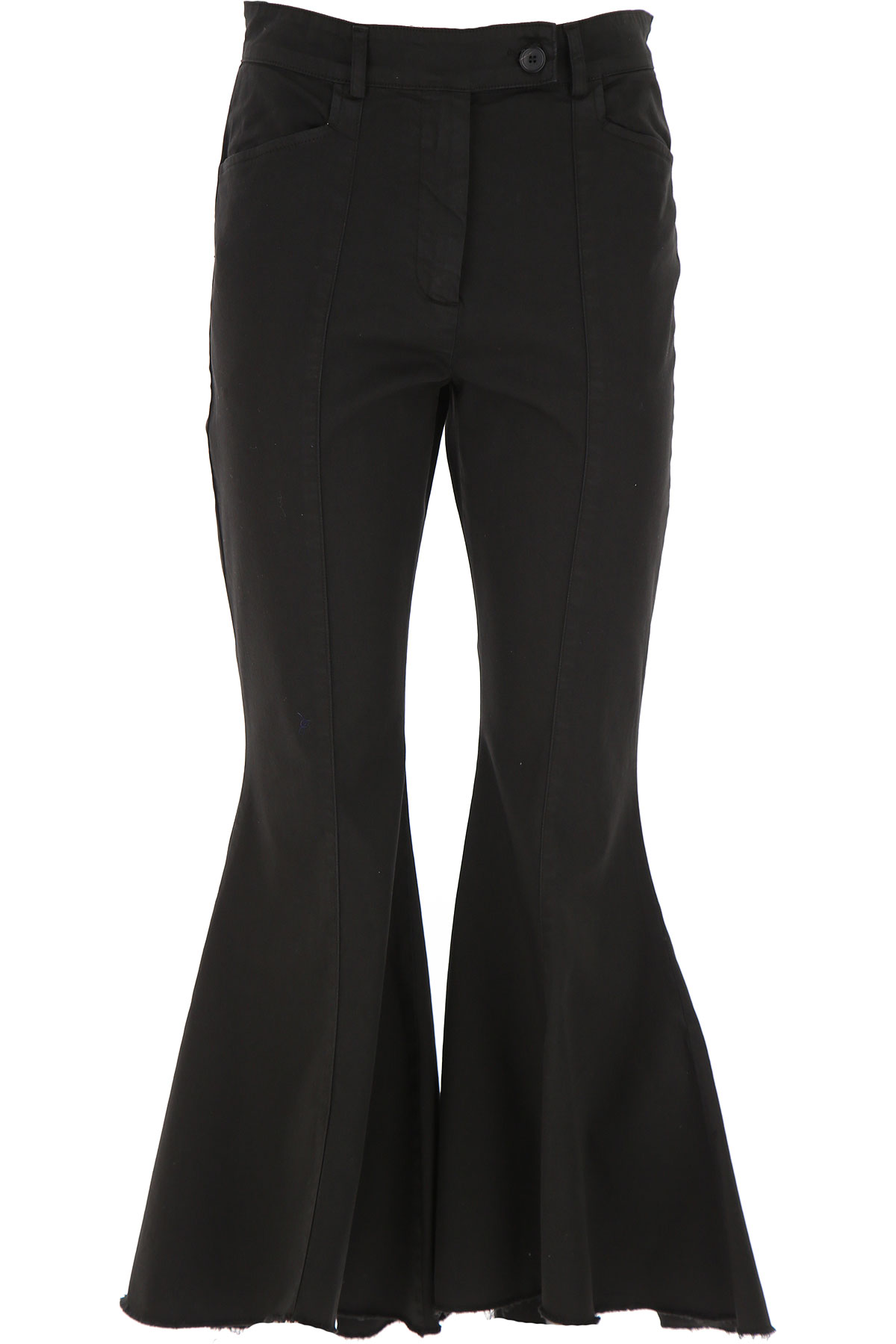 Department Five Pants for Women On Sale, Black, Cotton, 2019, 25 26 27 28 29