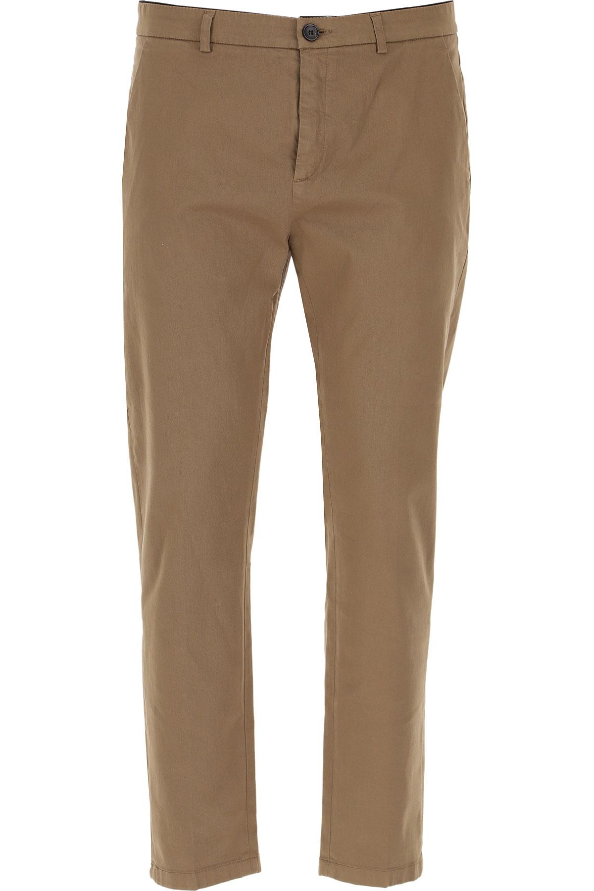 Department Five Pants for Men On Sale, nut, Cotton, 2019, 30 31 32 33 34 35 36