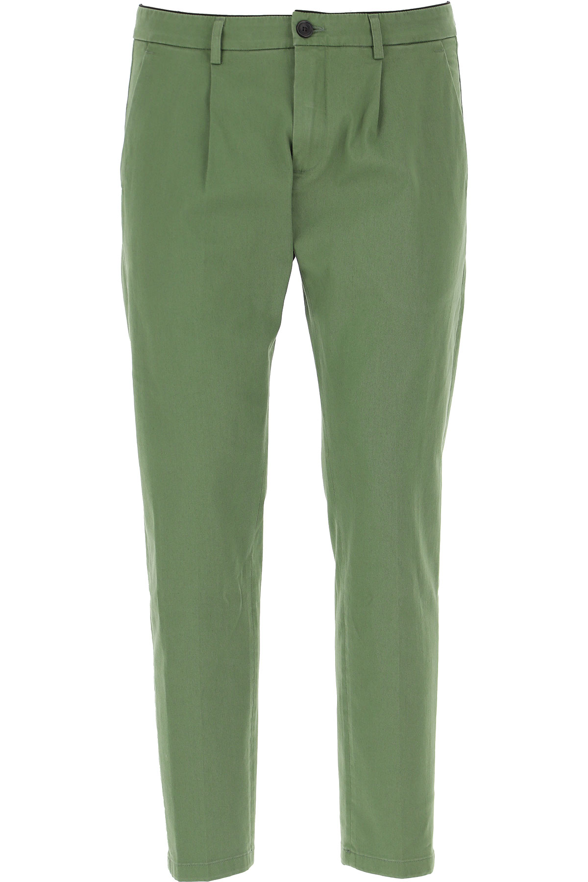 Department Five Pants for Men On Sale, Military Green, Cotton, 2019, 31 32 33 35 36