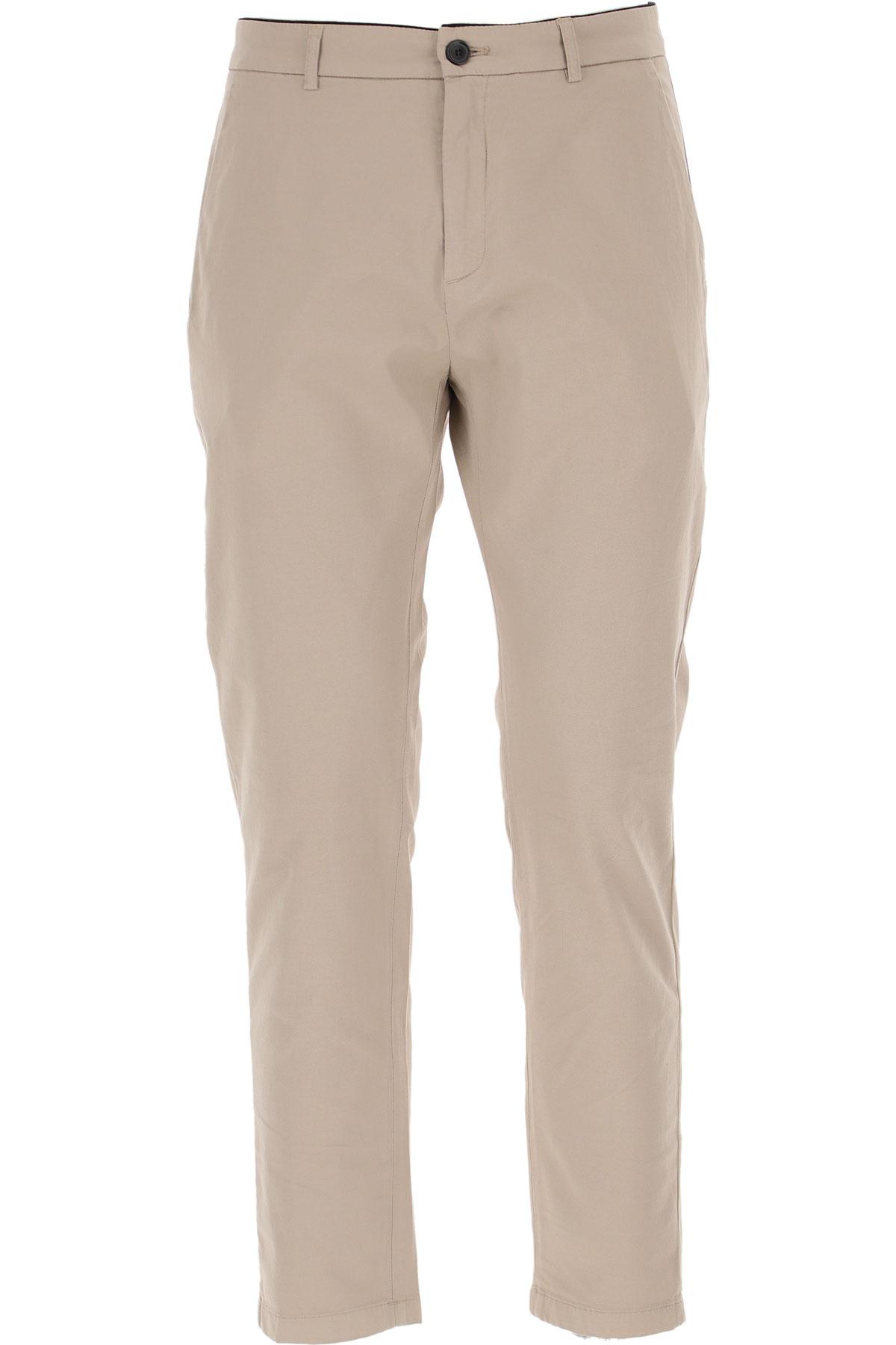 Department Five Pants for Men On Sale, Beige, Cotton, 2019, 30 31 32 33 34 35 36