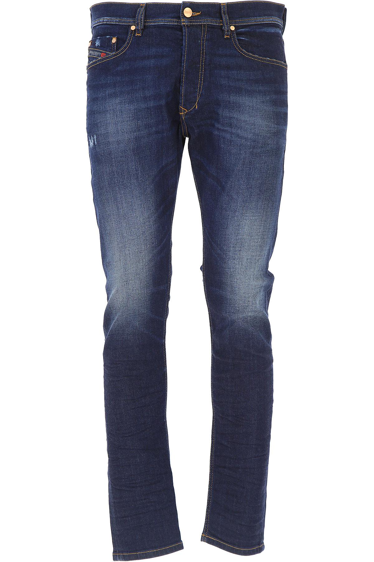Diesel Jeans On Sale, Dark Blue, Cotton, 2017, 29 31 32