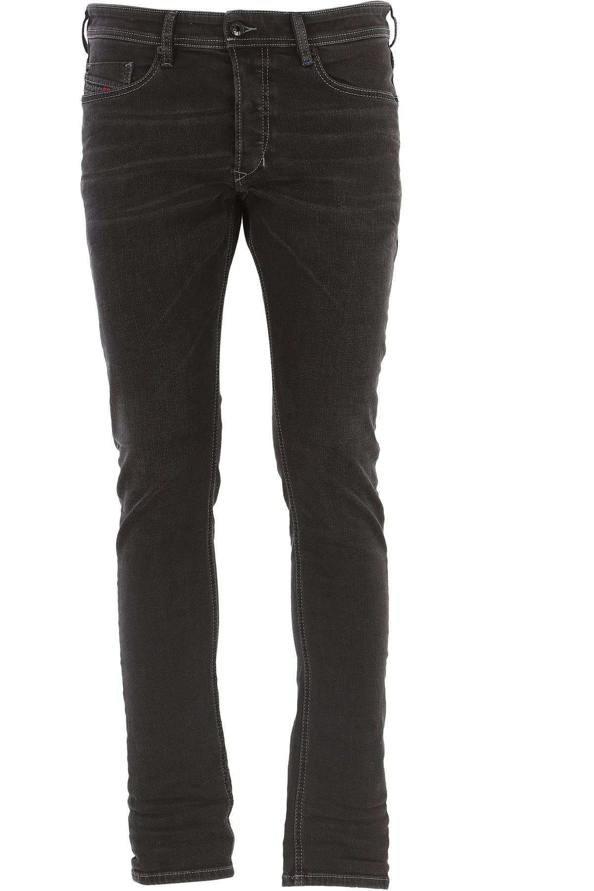 Diesel Jeans On Sale in Outlet, Tepphar Carrot, Dimgray, Cotton, 2017, 30 31 32 33 USA-410529