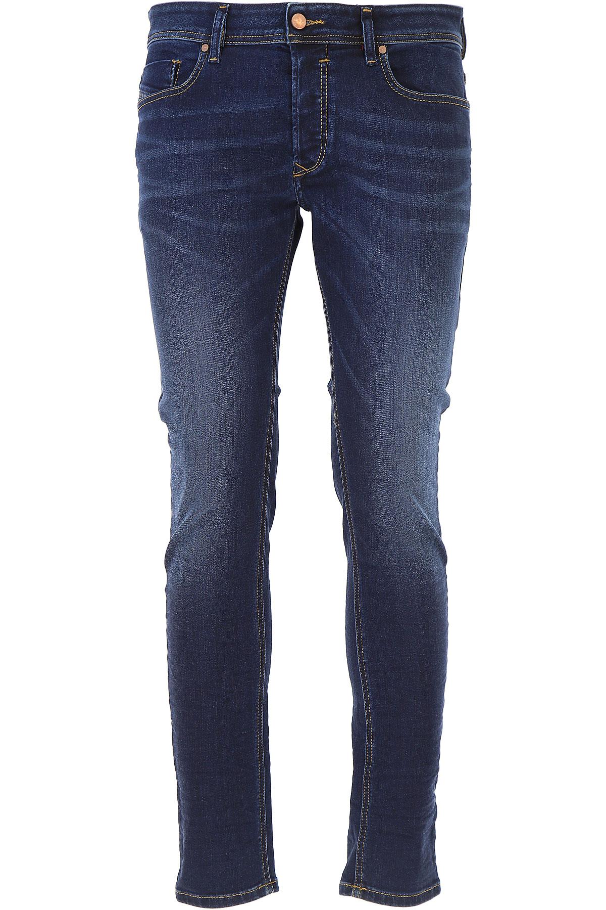 Diesel Jeans On Sale, Dark Blue, Cotton, 2017, 29 30 31 32