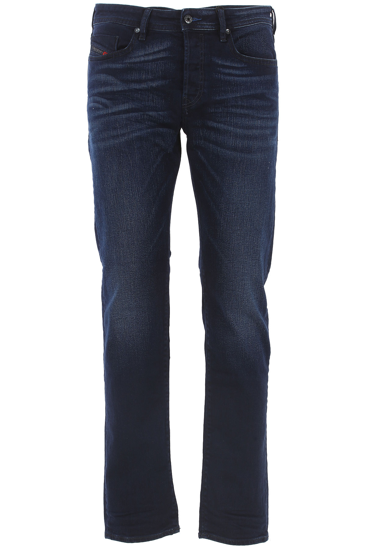 Diesel Jeans On Sale in Outlet, Buster, Dark Blue Denim, Cotton, 2017, 31 32 33 38 USA-410102