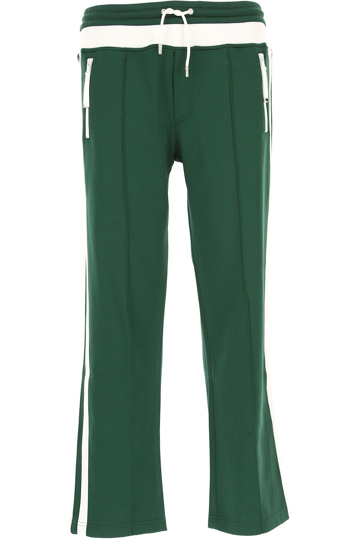Image of Diesel Sweatpants, Green, Nylon, 2017, 30 32 34 36