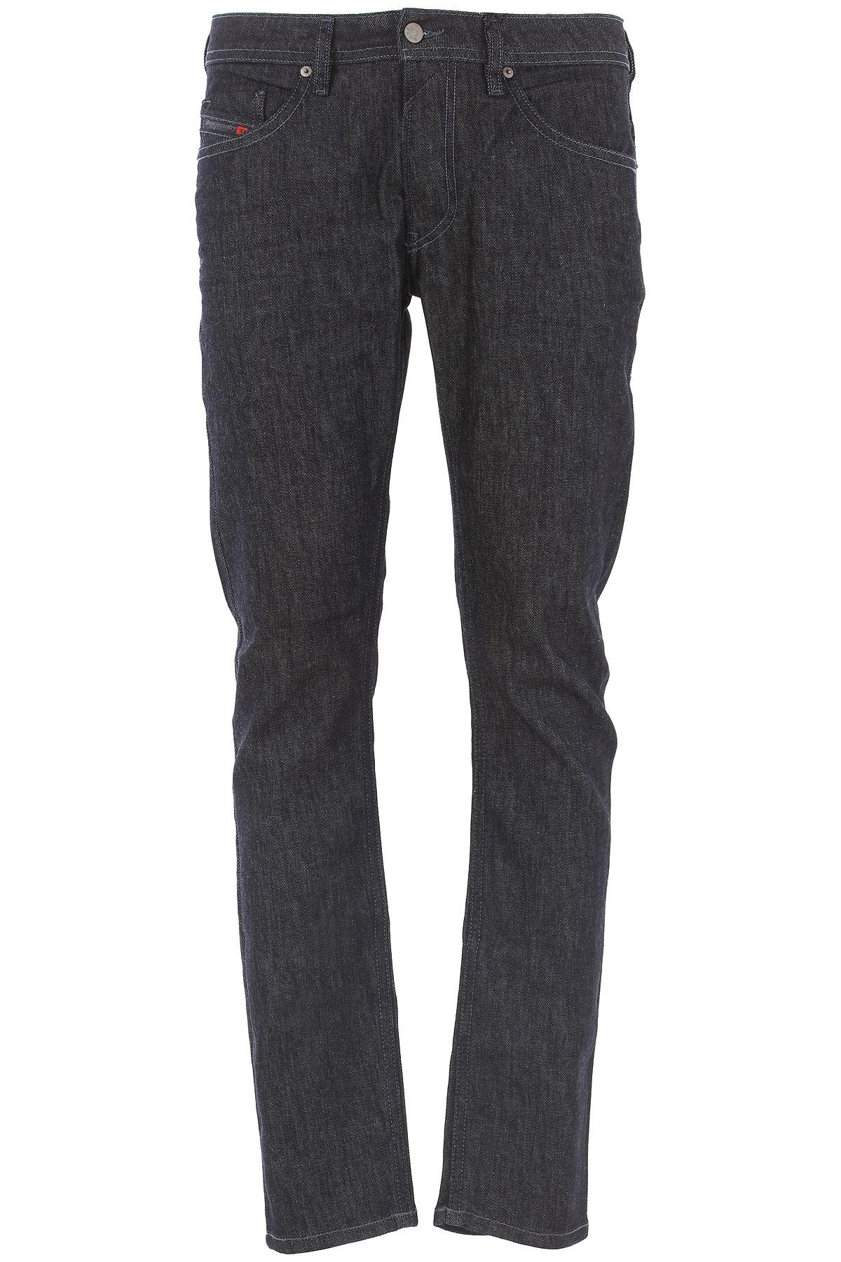 Diesel Jeans On Sale in Outlet, Thommer, Dark Blue Denim, Cotton, 2017, 30 31 33 34 USA-410075