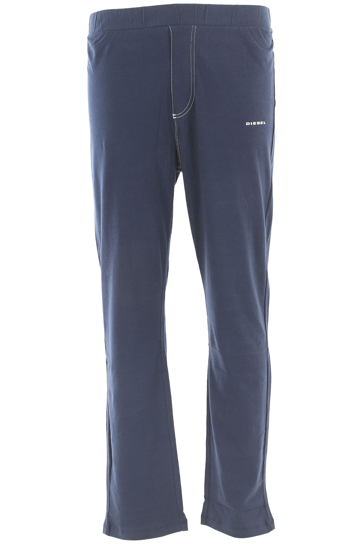 Image of Diesel Loungewear for Men On Sale in Outlet, Blue, Cotton, 2017, M (EU 48) L (EU 50) XL (EU 52)