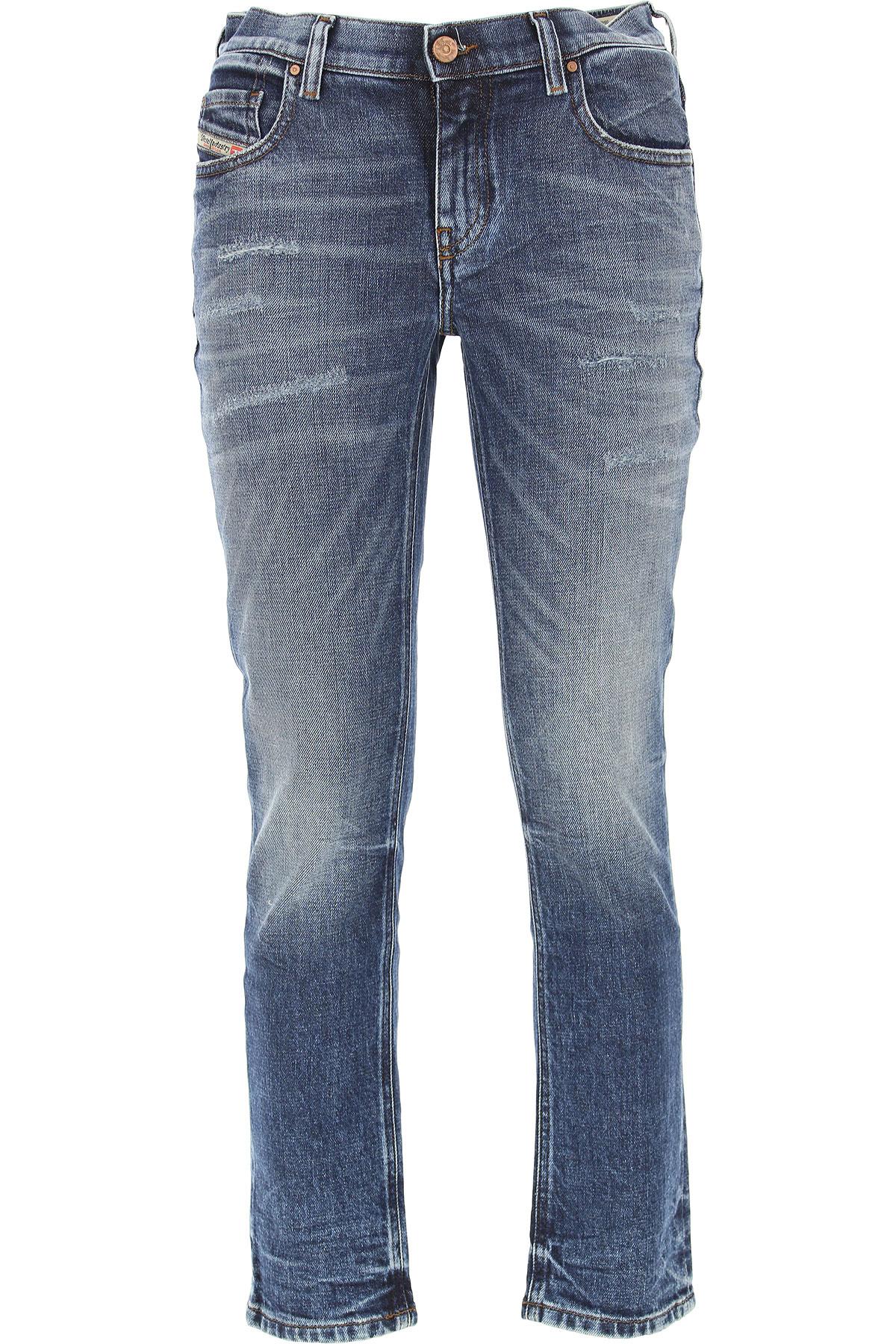 Diesel Jeans On Sale, Blue Denim, Cotton, 2017, 26 27 28 31