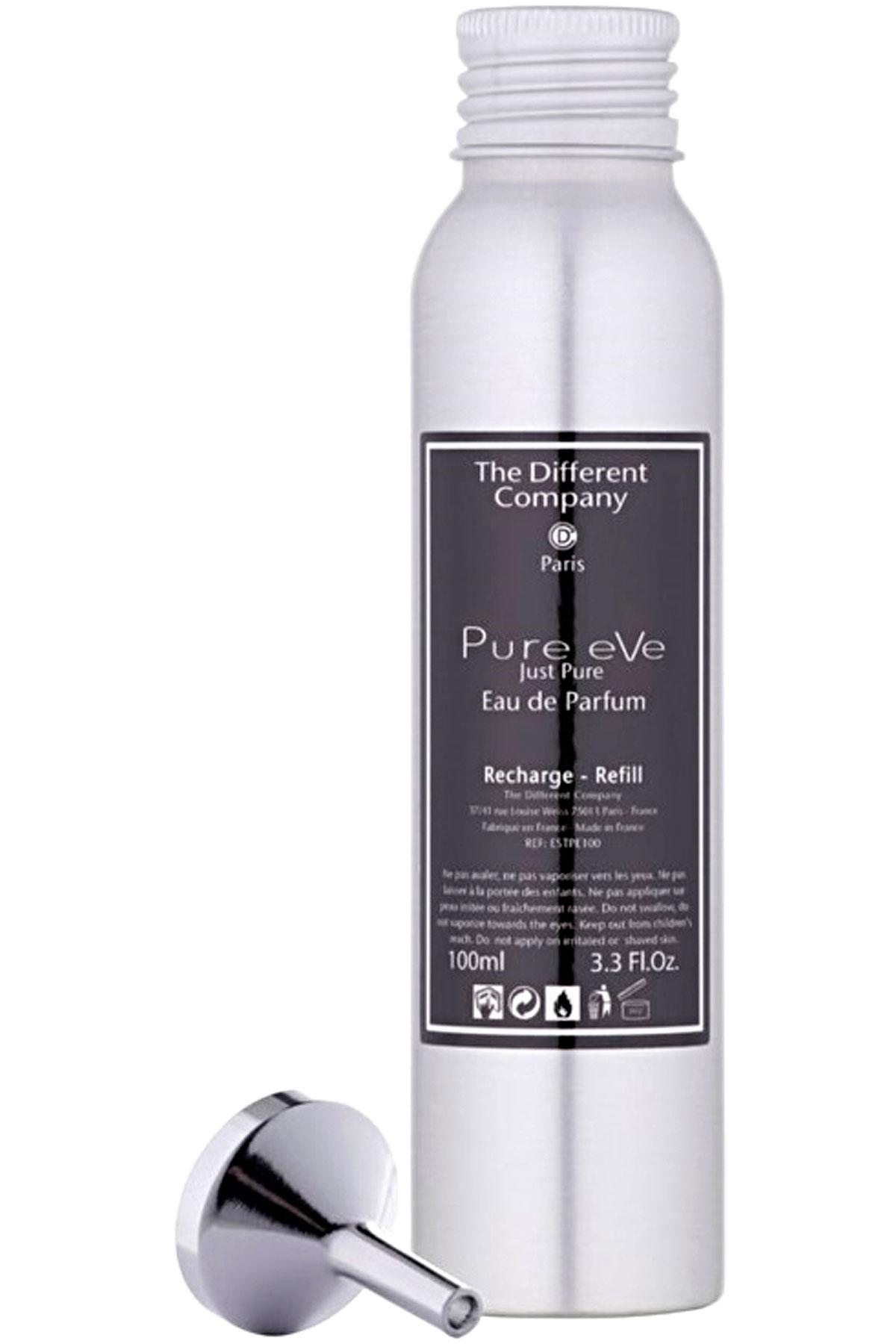 The Different Company Fragrances for Men, Pure Eve Refill - Eau De Parfum - 100 Ml, 2019, 100 ml