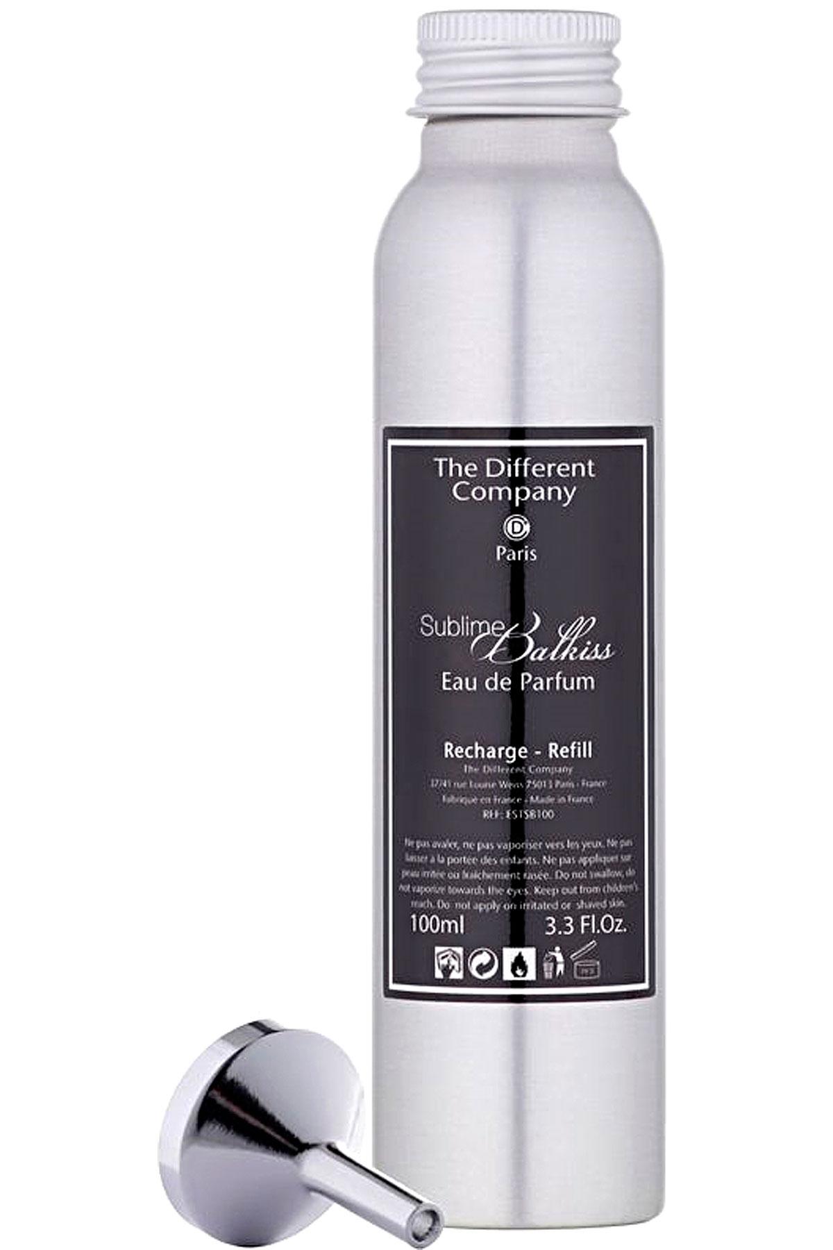 The Different Company Fragrances for Men, Sublime Balkiss Refill - Eau De Parfum - 100 Ml, 2019, 100 ml