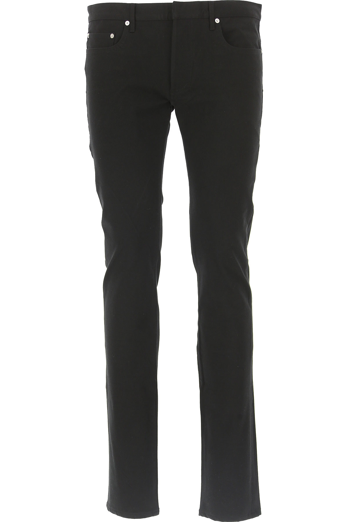 Christian Dior Jeans On Sale in Outlet, Black, Viscose, 2019, 31 32 33