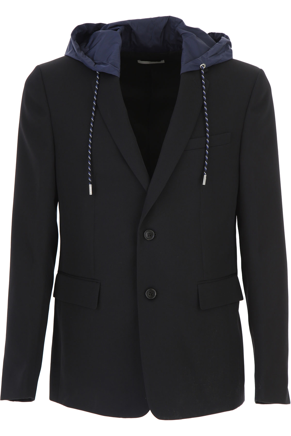 Image of Christian Dior Blazer for Men, Sport Coat On Sale in Outlet, Black, cupro, 2017, L M