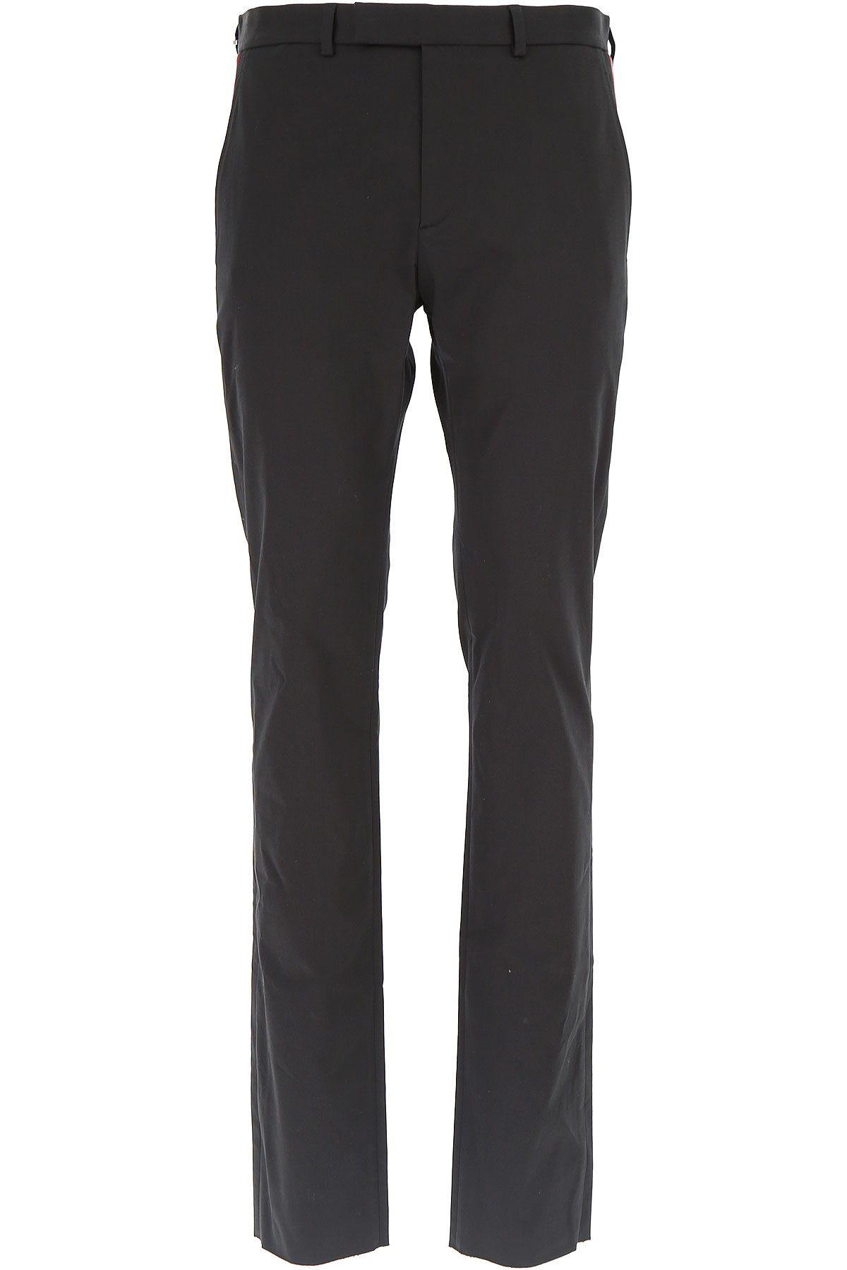 Christian Dior Pants for Men On Sale, Black, Cotton, 2017, 30 34 36