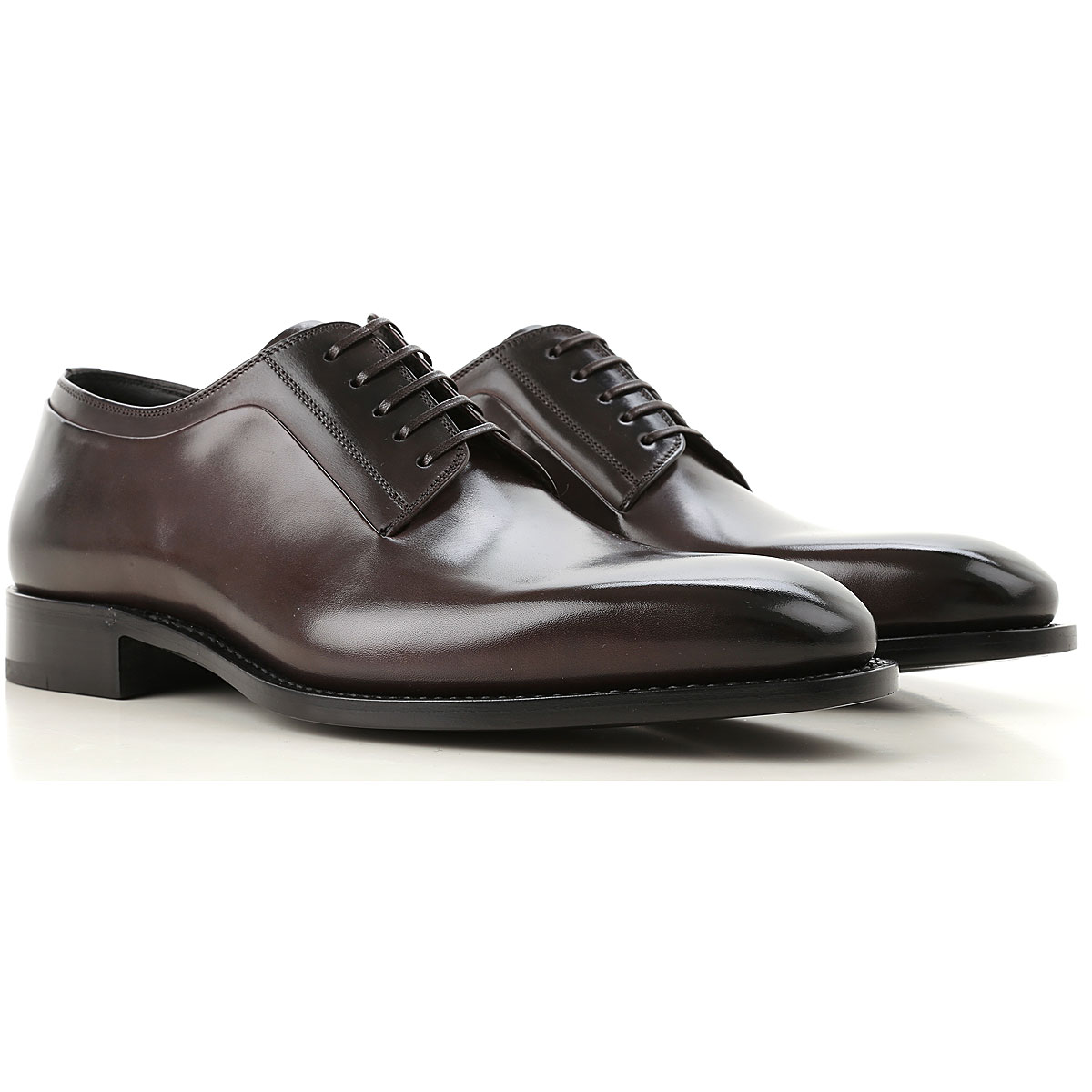 Image of Christian Dior Lace Up Shoes for Men Oxfords, Derbies and Brogues, Black, Leather, 2017, 10 6.5 7.5 9
