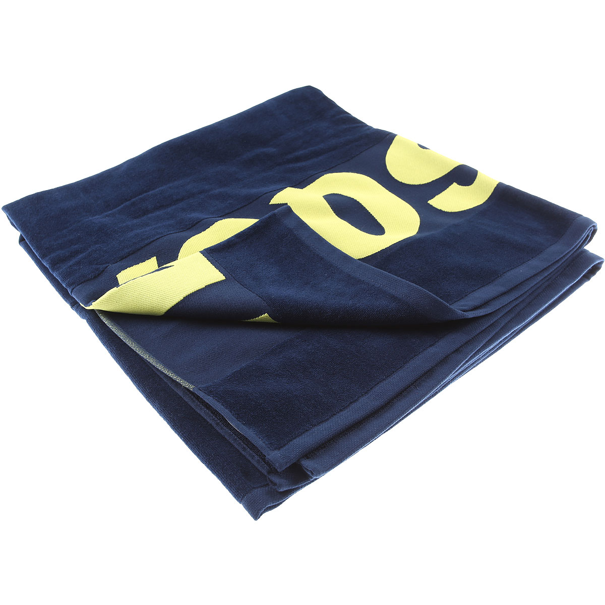 Dsquared2 Beach Towel On Sale in Outlet, Blue, Cotton, 2019