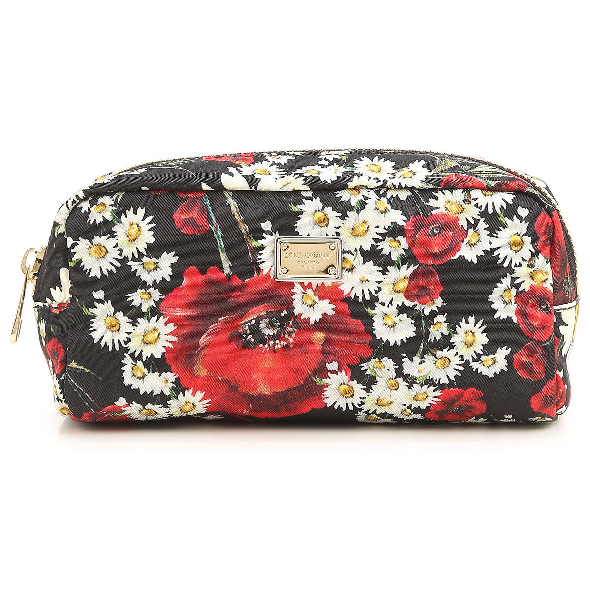 Image of Dolce & Gabbana Womens Accessories On Sale in Outlet, Black, Nylon, 2017