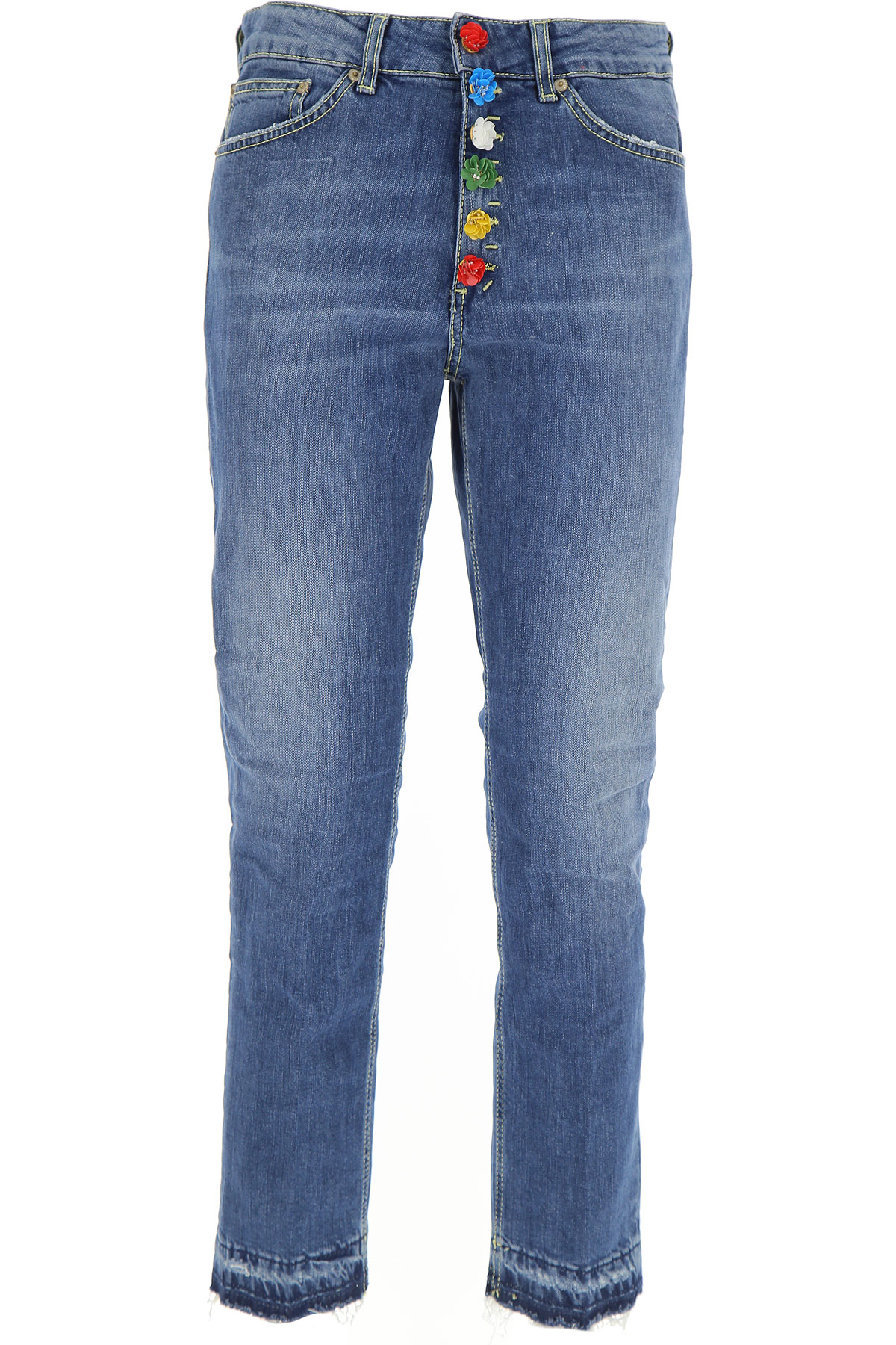 Dondup Jeans On Sale in Outlet, Denim, Cotton, 2017, 27 28 29 30 31 32