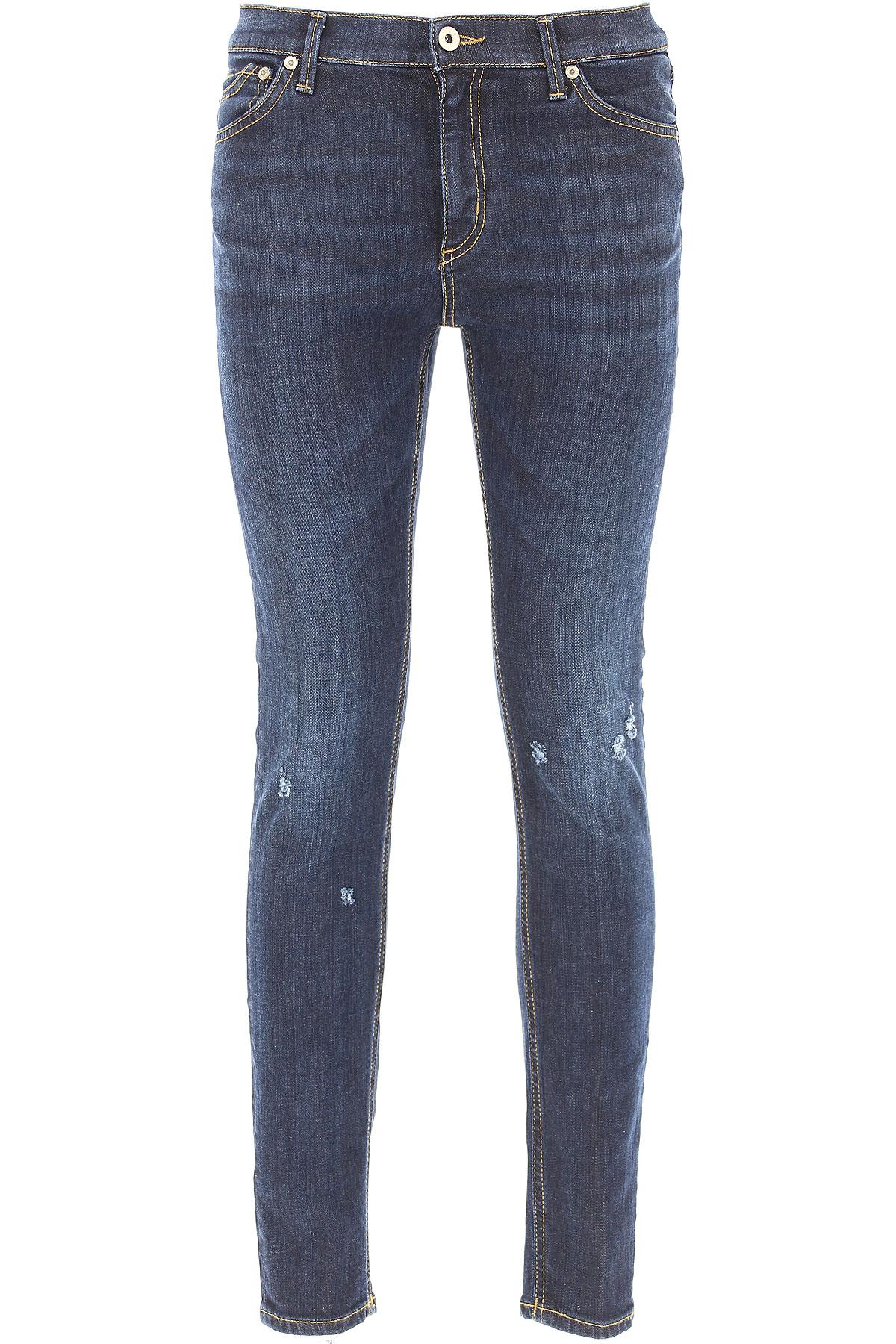 Dondup Jeans On Sale, Denim, Cotton, 2017, 28 29 30