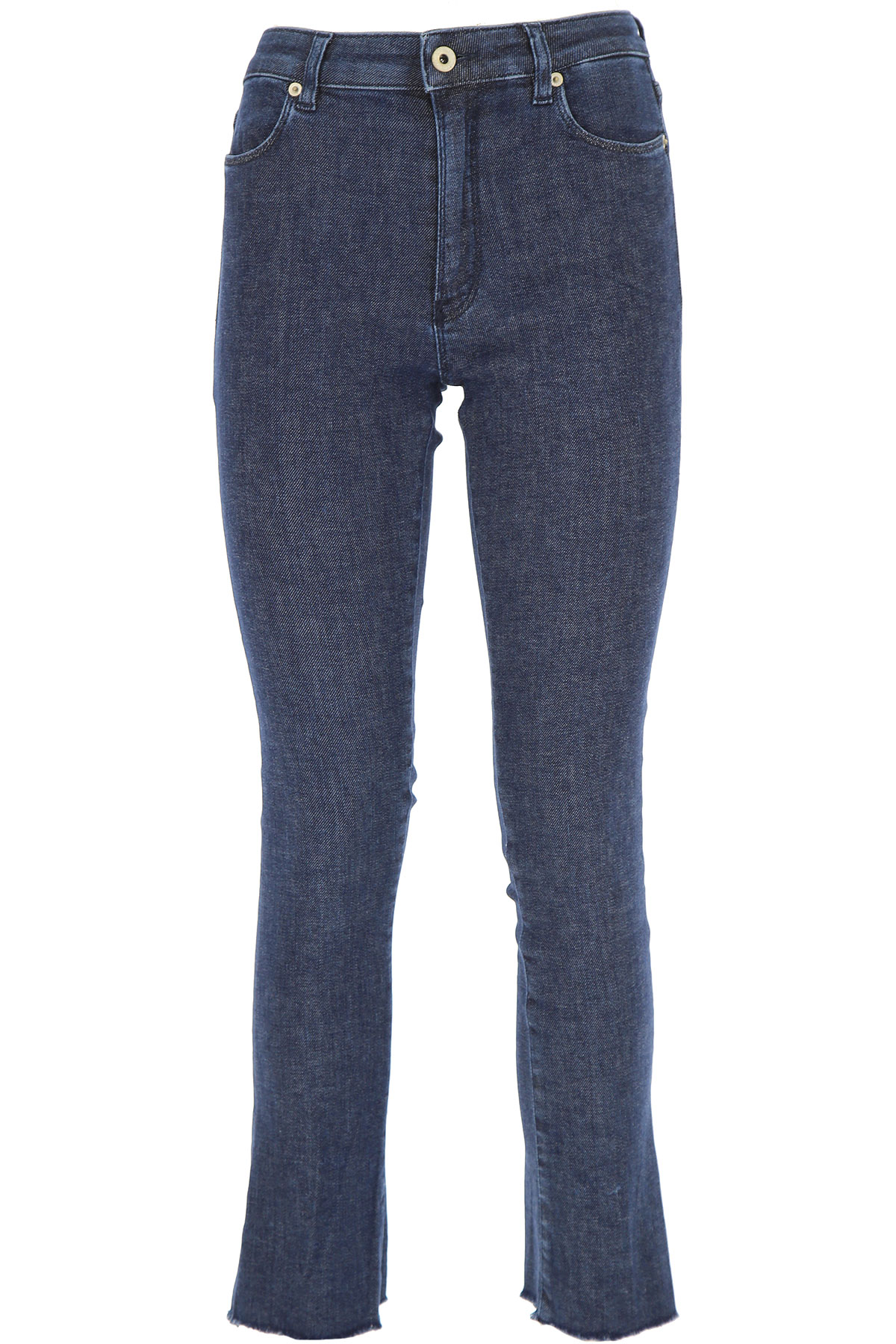 Dondup Jeans, Blue, Cotton, 2017, 26 27 28