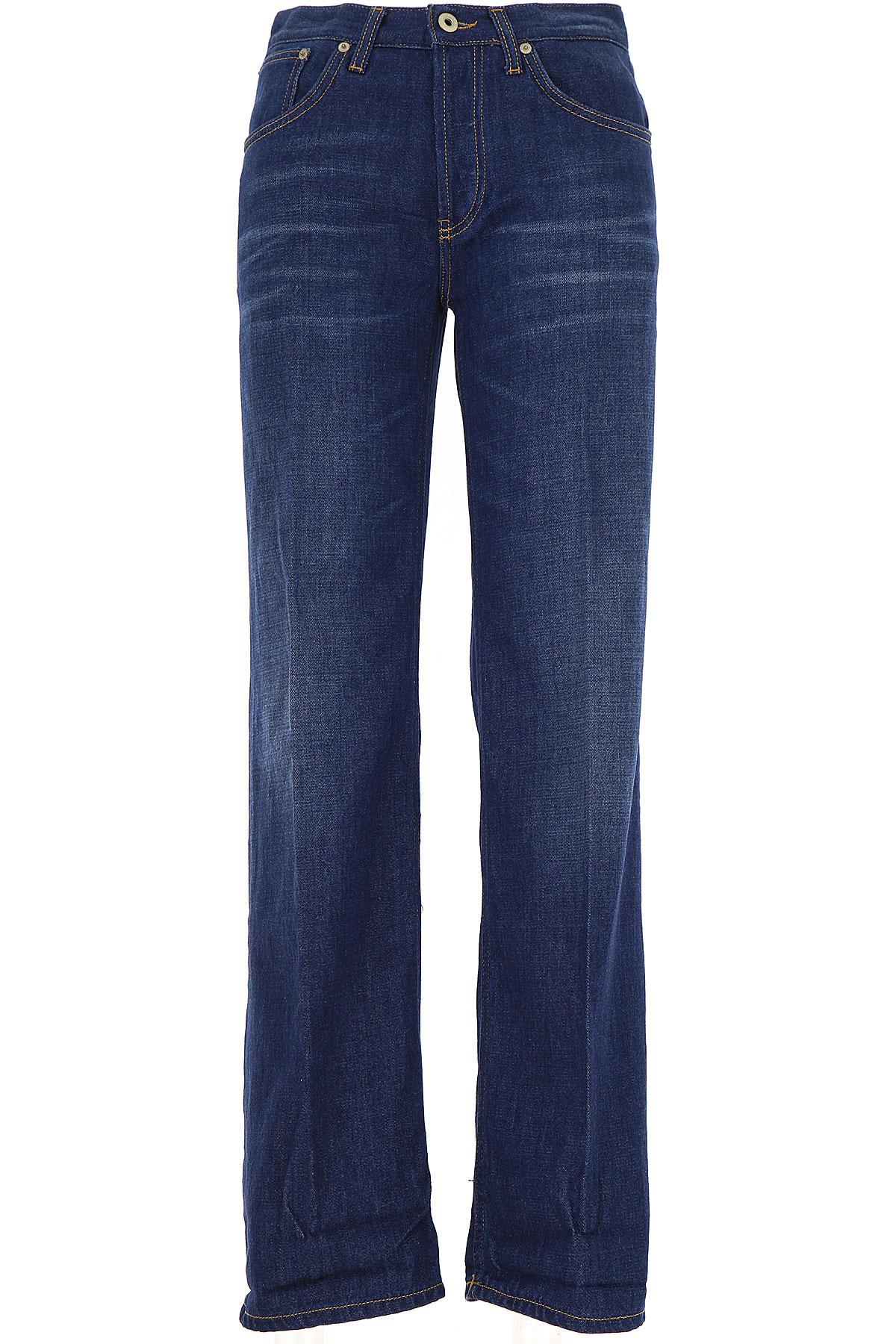 Dondup Jeans, Blue, Cotton, 2017, 24 25 26 28