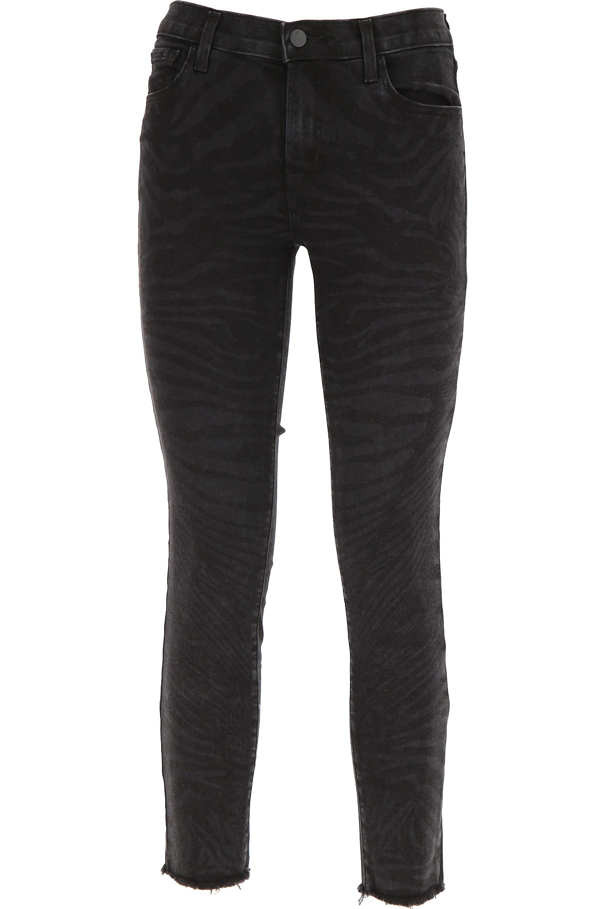 Dondup Jeans, Black, Cotton, 2019, 24 25 30 31
