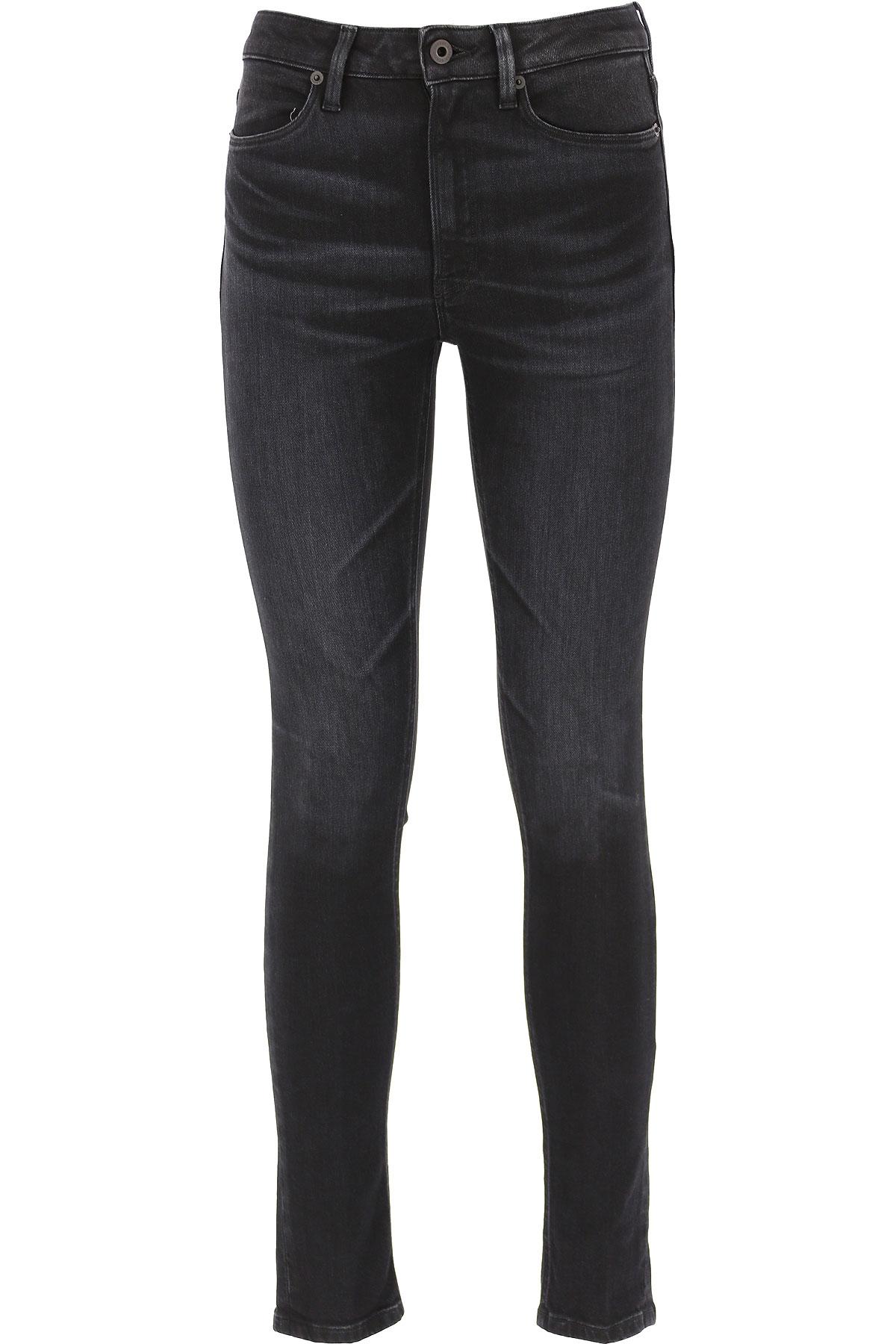 Dondup Jeans, Black, Cotton, 2019, 28 30