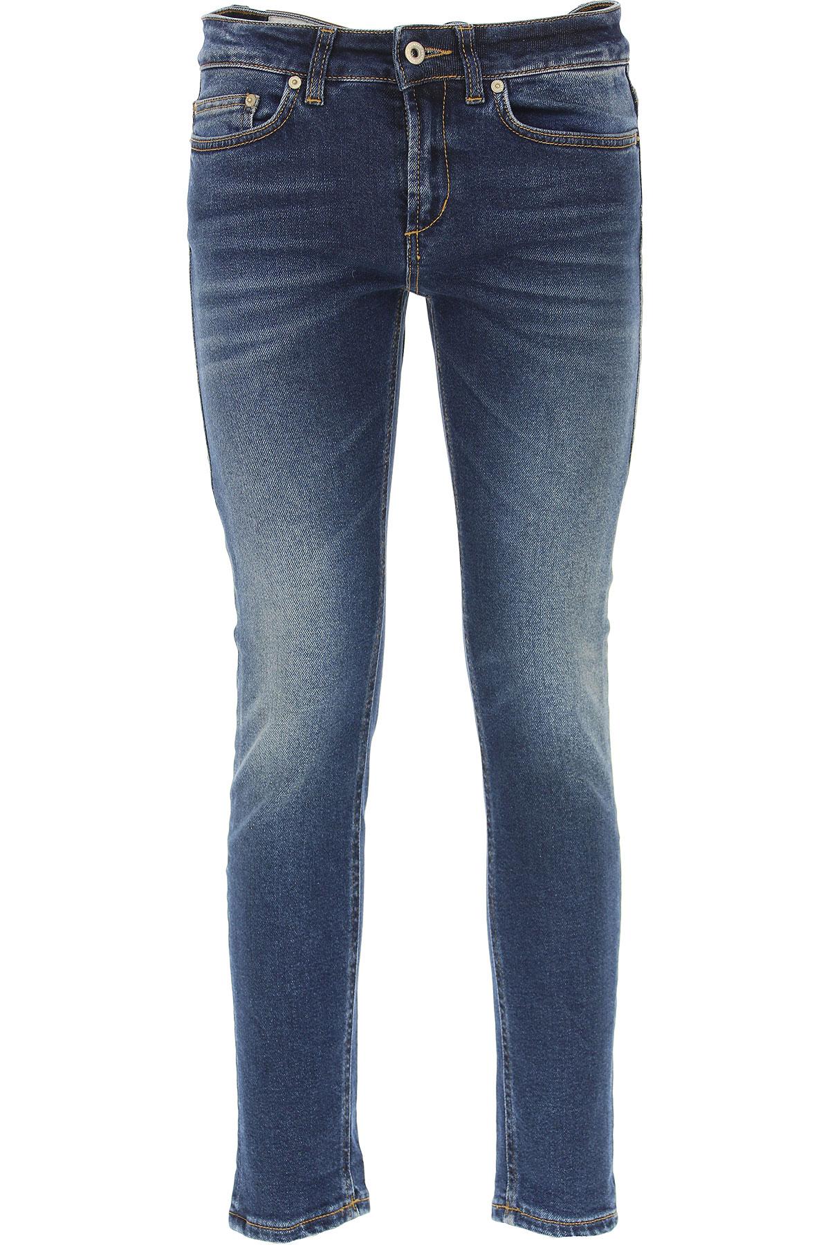 Dondup Jeans On Sale, Denim, Cotton, 2017, 25 26 27 28 30 31