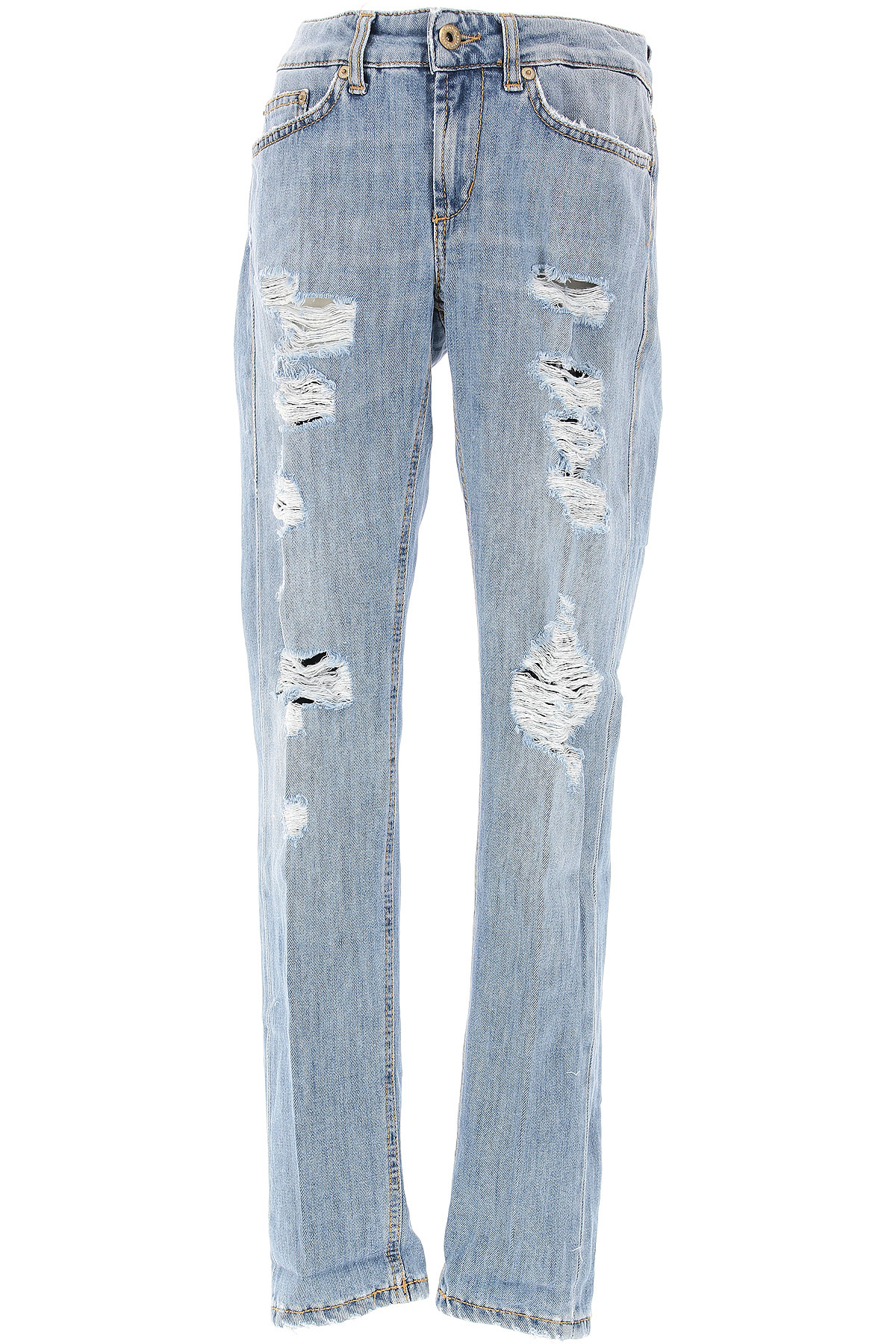 Dondup Jeans On Sale, Denim Blue, Cotton, 2017, 25 26 27 28 31