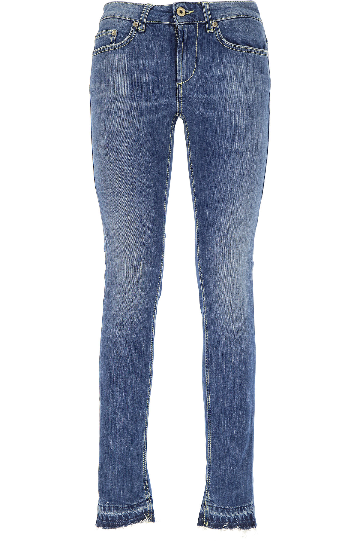 Dondup Jeans On Sale, Denim Blue, polyester, 2017, 25 26 27 30 31 32 33