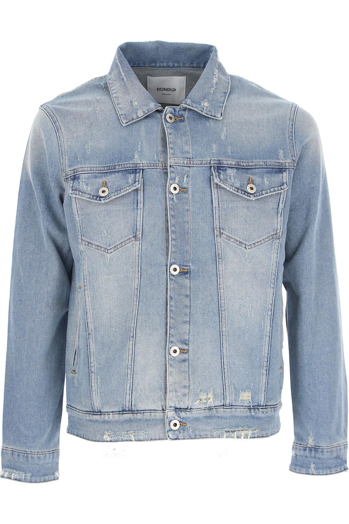 Dondup Jacket for Men On Sale, Cotton, 2019, L M XL