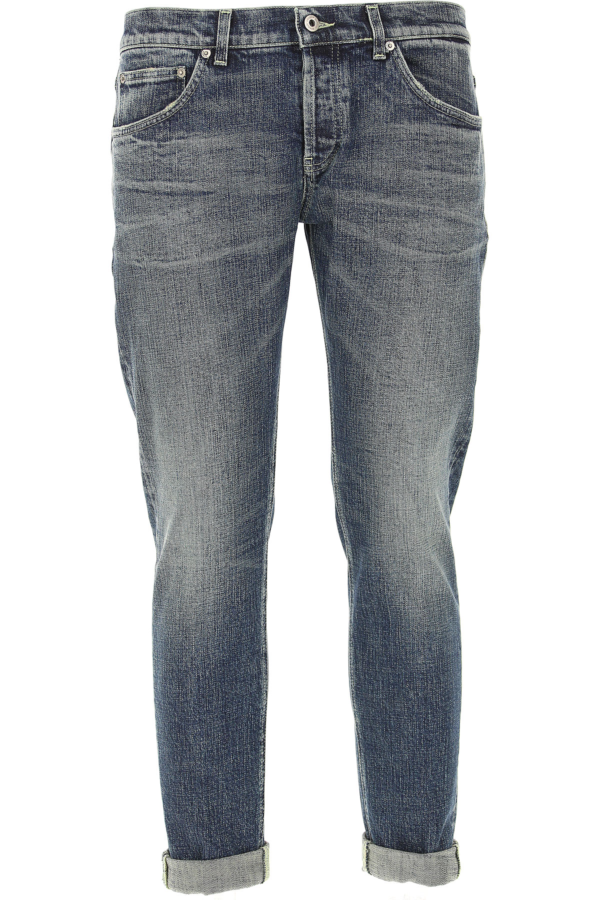 Dondup Jeans On Sale, Denim Blue, Cotton, 2017, 31 32 35 36 38
