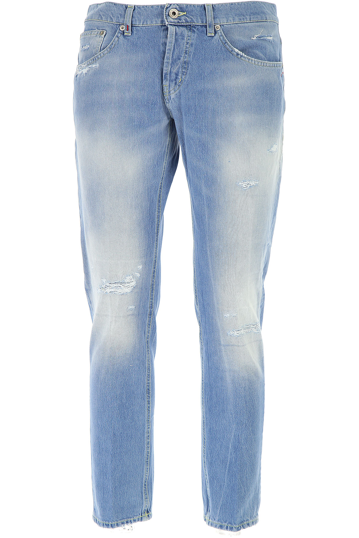 Dondup Jeans On Sale in Outlet, Denim, Cotton, 2017, 30 35