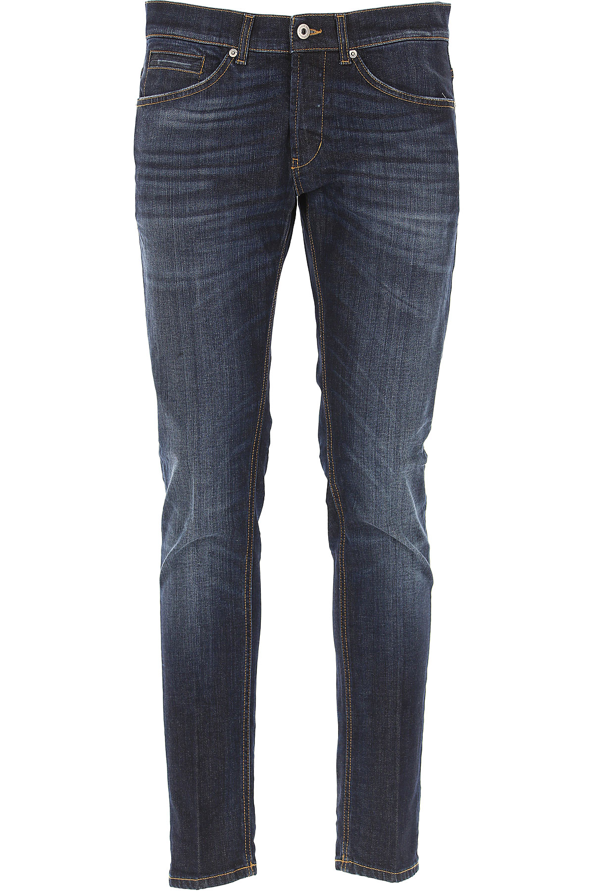 Dondup Jeans On Sale, Denim Blue, Cotton, 2017, 29 30 31 32 34 35 36 38