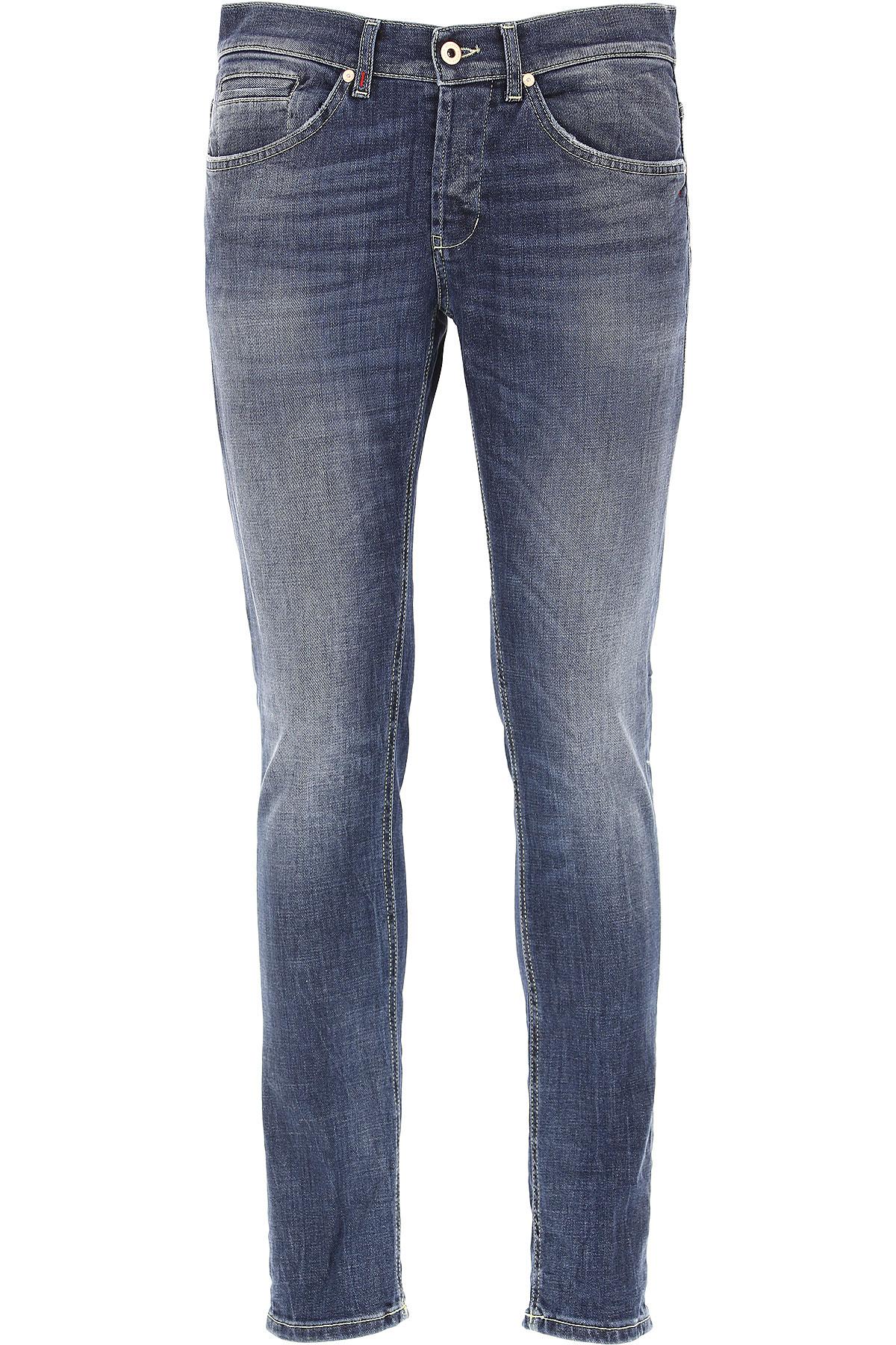 Dondup Jeans On Sale, Denim Blue, Cotton, 2017, 30 31