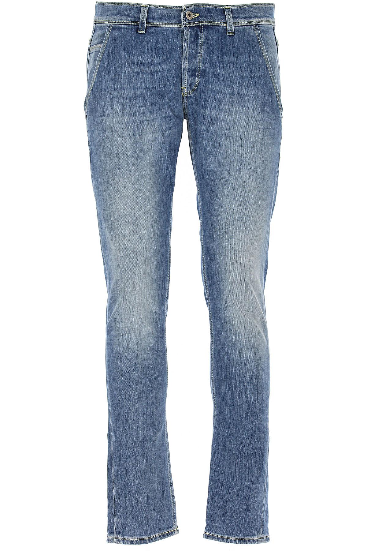 Dondup Jeans, Denim Light, Cotton, 2017, 30 31 33 34 35 36