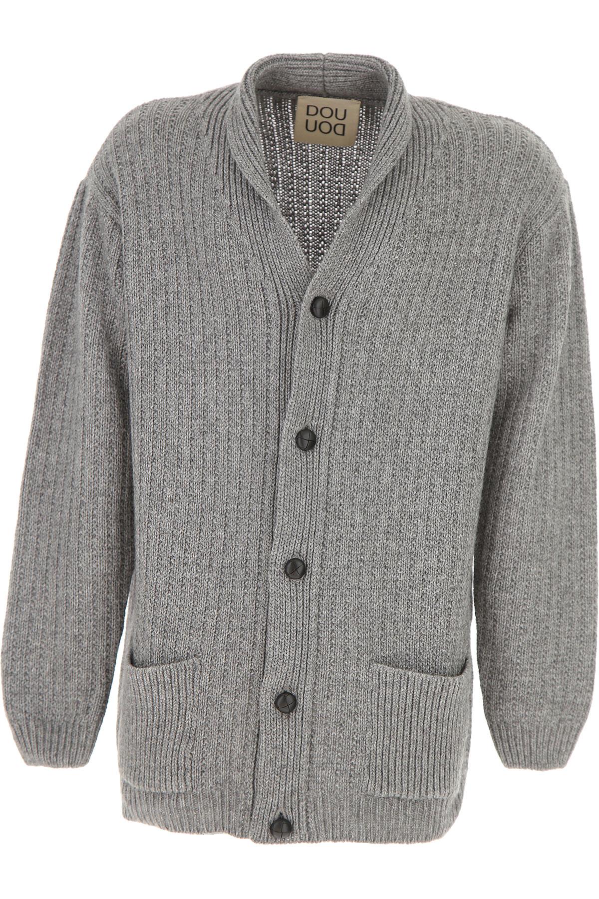 Image of Douuod Kids Sweaters for Girls, Grey, viscosa, 2017, 10Y 14Y 2Y 4Y 6Y 8Y