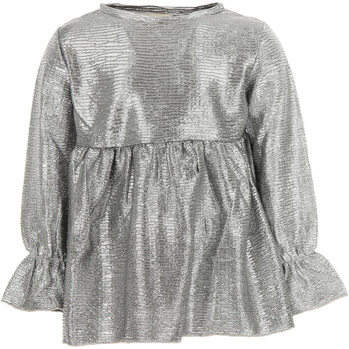 Image of Douuod Tops, Silver, polyester, 2017, 10Y 6Y 8Y