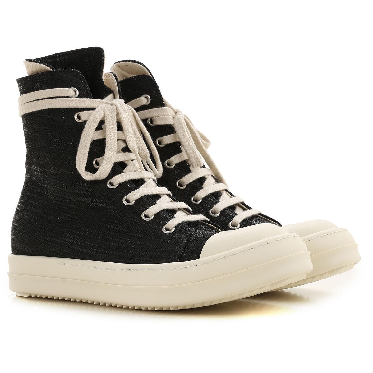 Drkshdw Sneaker Femme, Noir, Polyamide, 2019, 36 37 38 39
