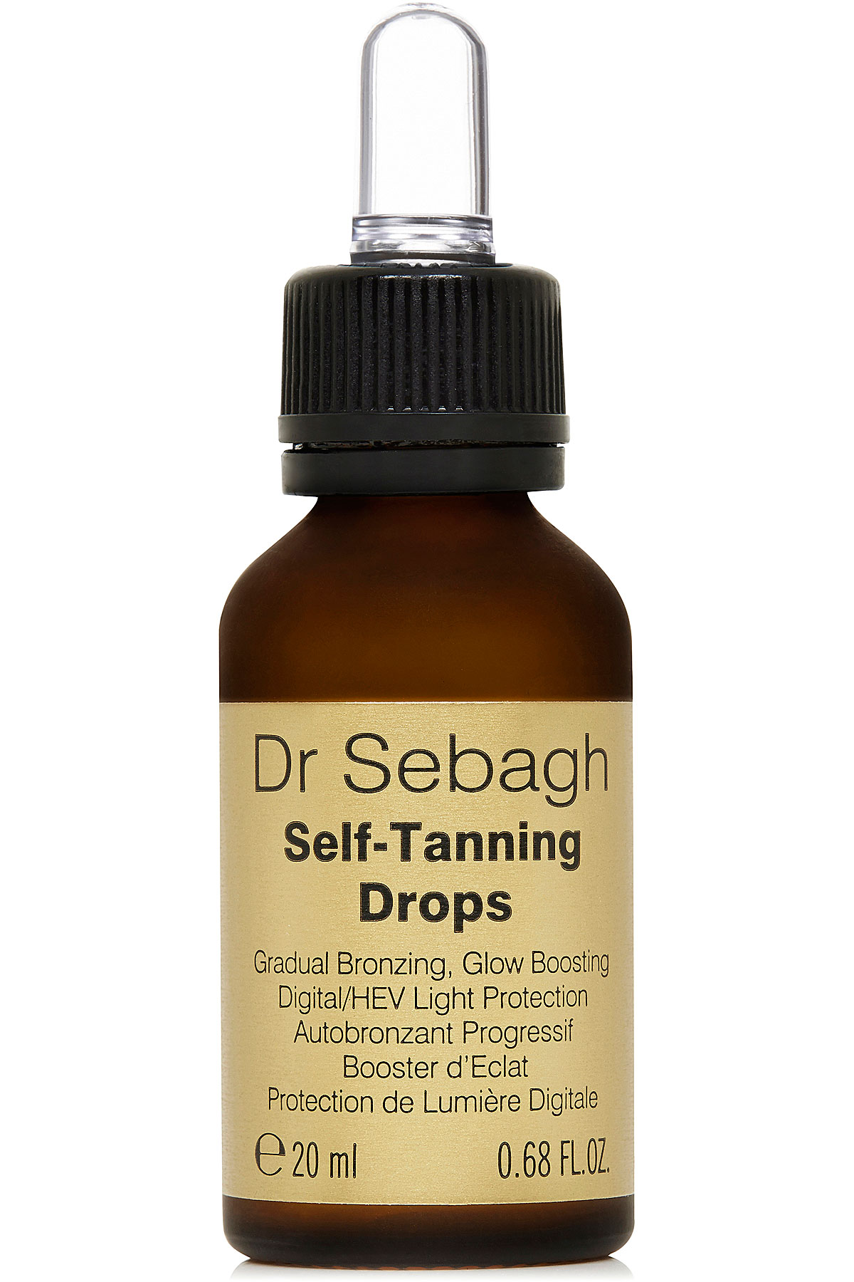 Dr Sebagh Beauty for Women, Self-tanning Drops - 20 Ml, 2019, 20 ml