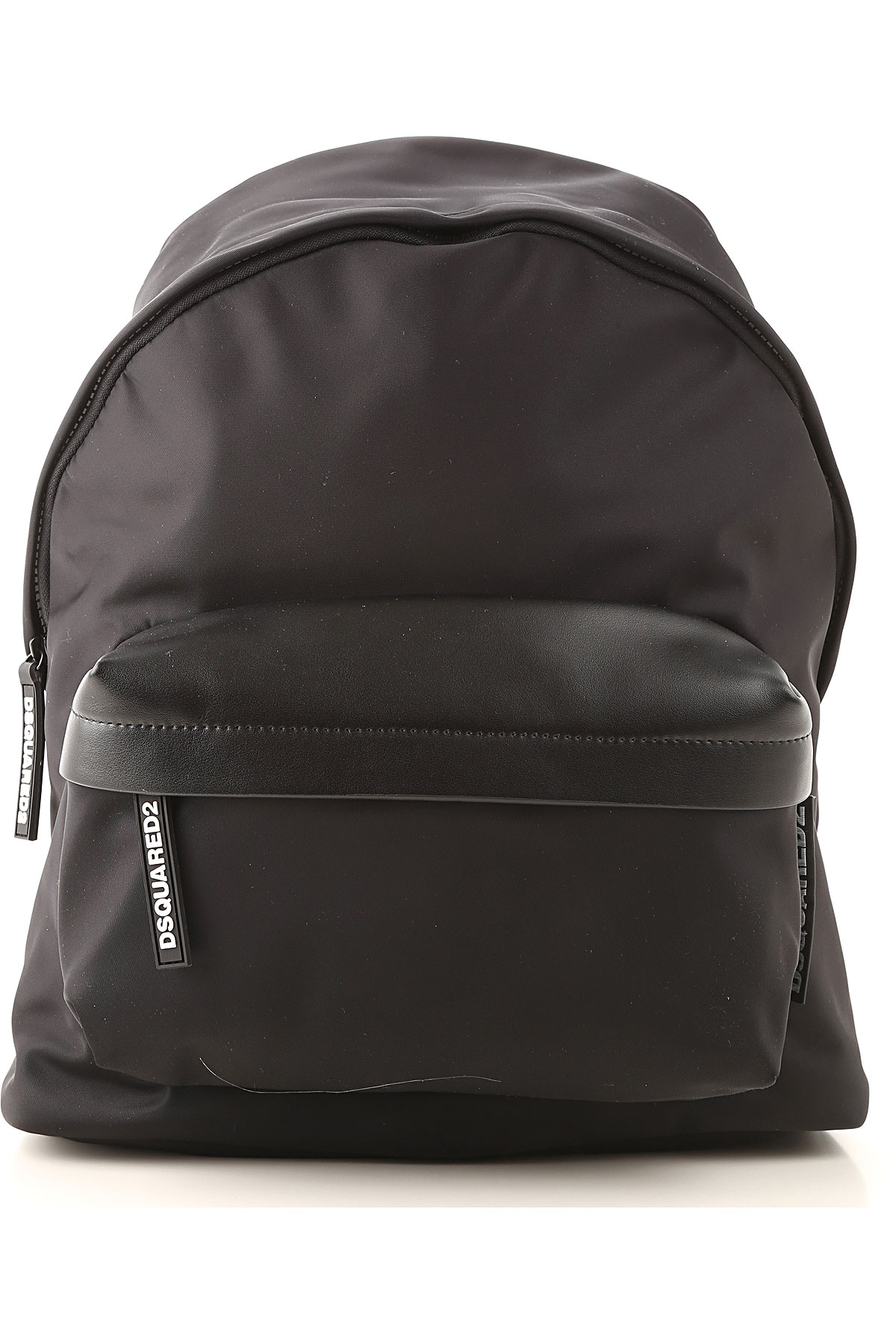 Dsquared2 Backpack for Men On Sale, Black, polyamide, 2019