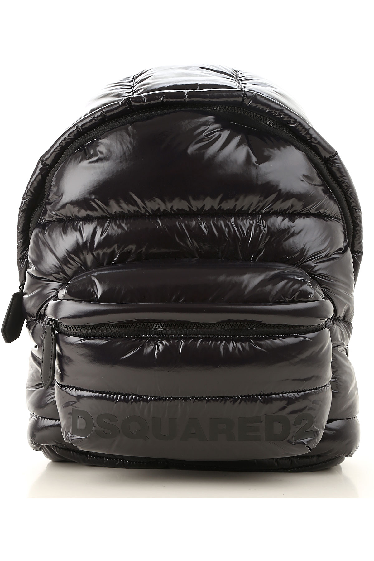 Dsquared2 Backpack for Women On Sale in Outlet, Black, Nylon, 2019