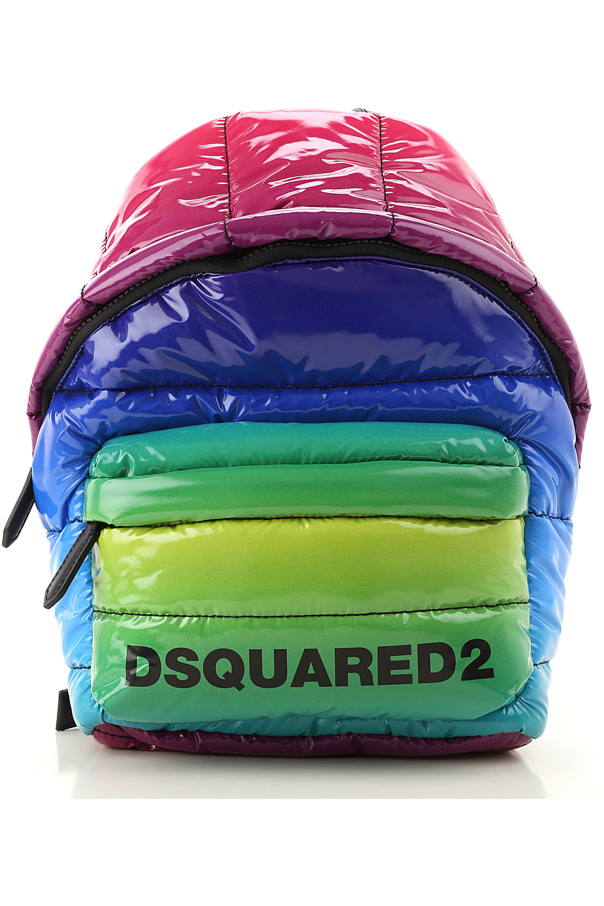 Dsquared2 Backpack for Women On Sale, Rainbow, Fabric, 2019