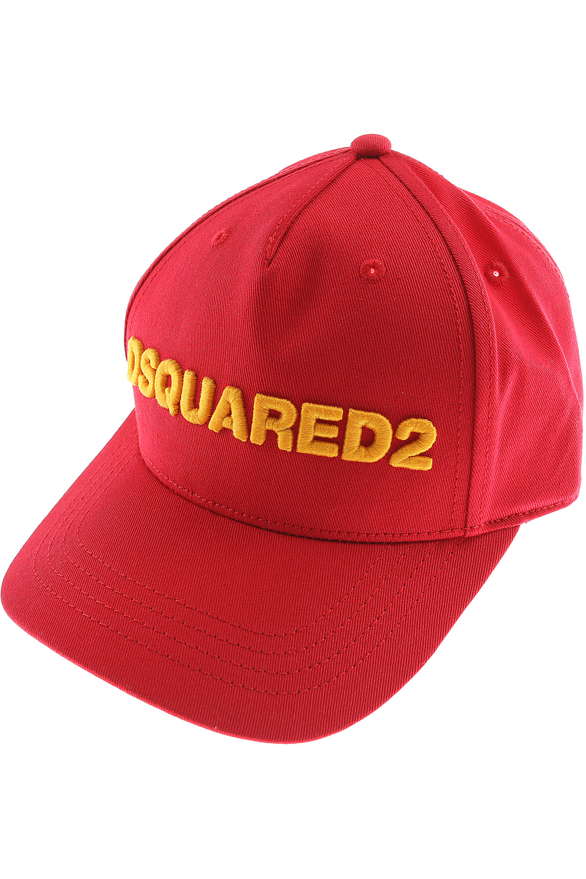 Image of Dsquared2 Kids Hats for Boys, Red, polyester, 2017, I II III