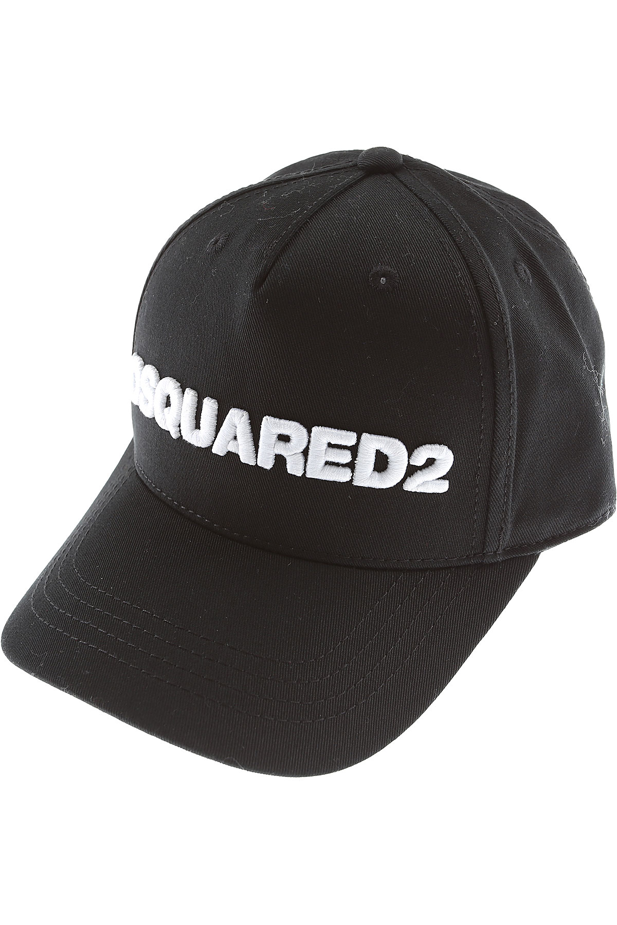 Image of Dsquared2 Kids Hats for Boys, Black, polyester, 2017, I II III