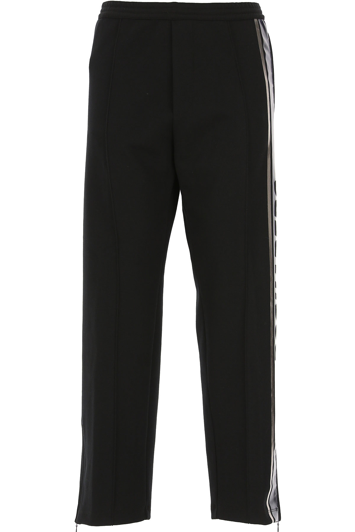 Dsquared2 Men's Sportswear for Gym Workouts and Running On Sale in Outlet, Black, Cotton, 2019, L S