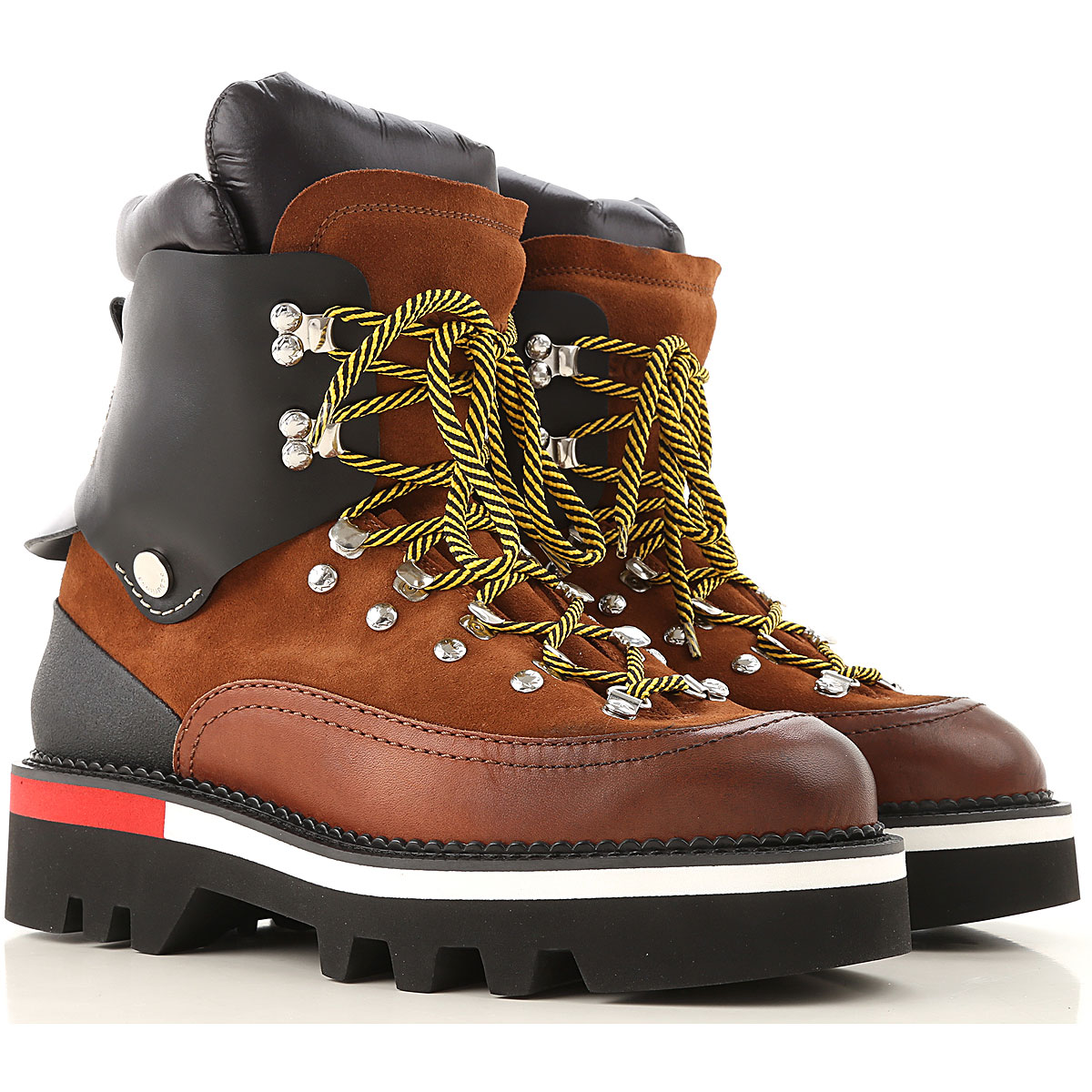 Dsquared2 Boots for Men, Booties On Sale, Brown, Leather, 2019, 7.5 9
