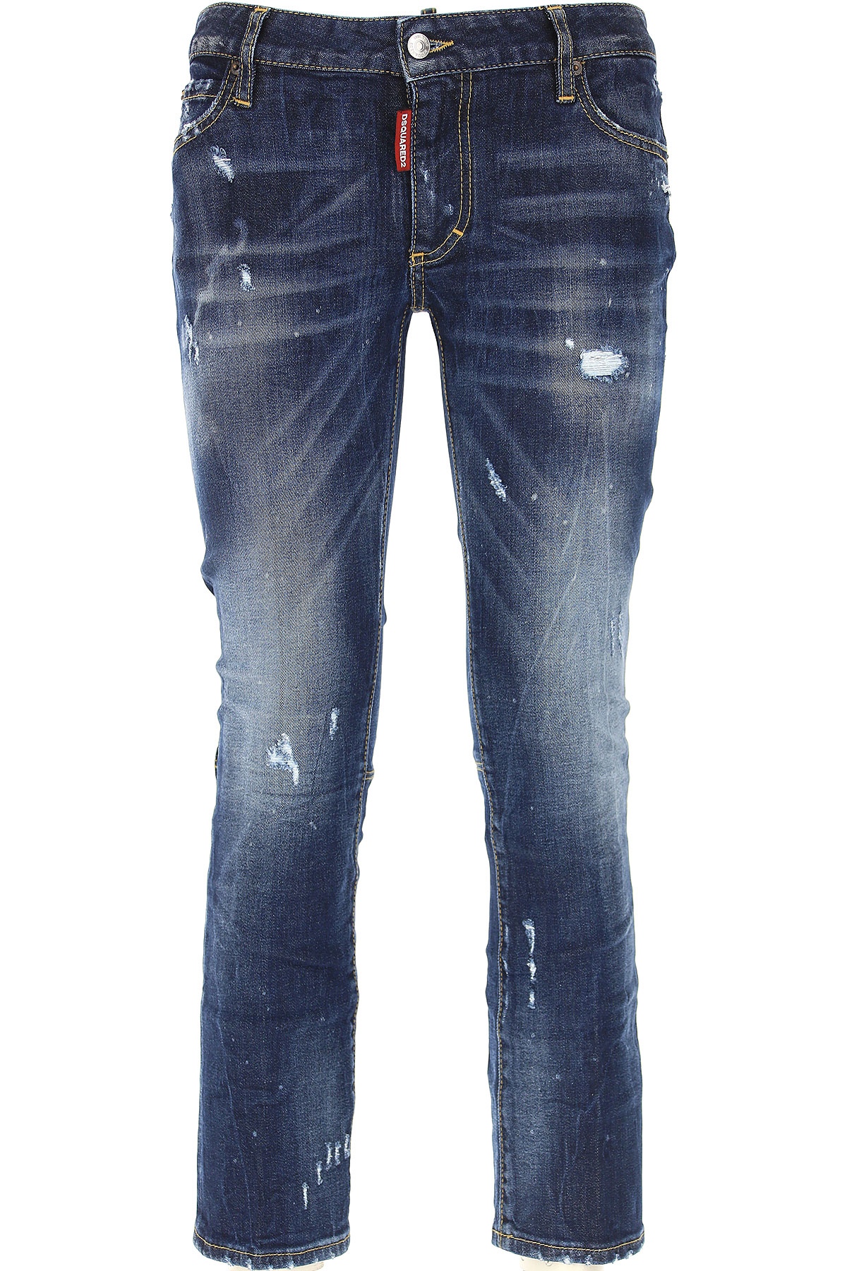 Dsquared2 Jeans On Sale, Denim, Cotton, 2017, 24 26 28 32