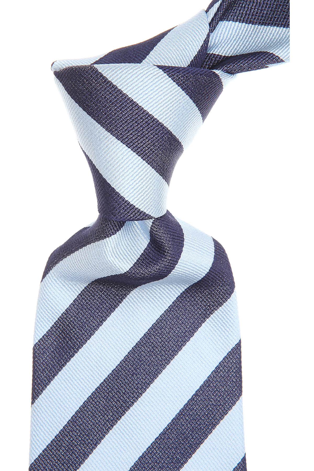S.T. Dupont Ties On Sale, Avio Blue, Silk, 2019